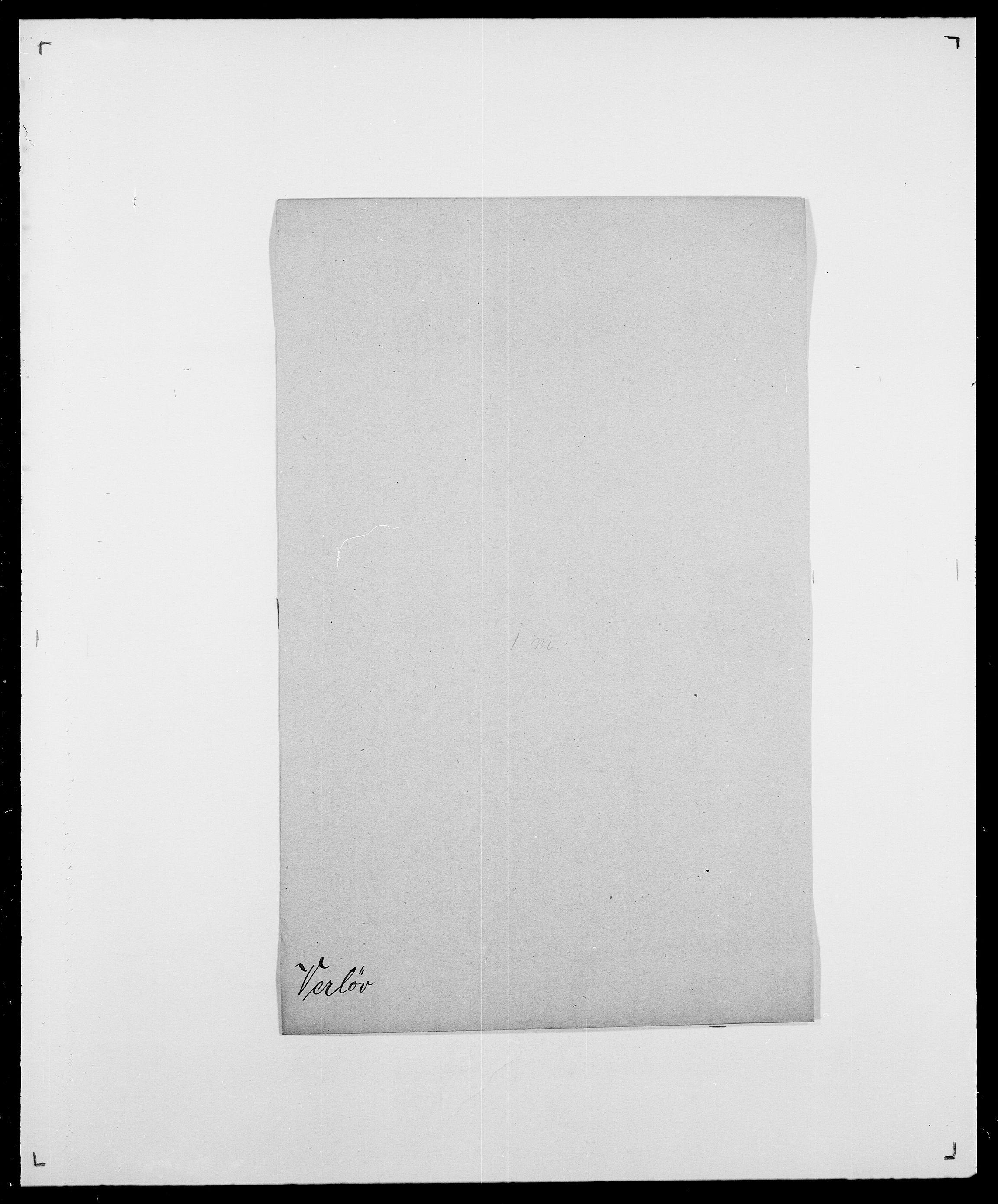 SAO, Delgobe, Charles Antoine - samling, D/Da/L0041: Vemmestad - Viker, s. 109