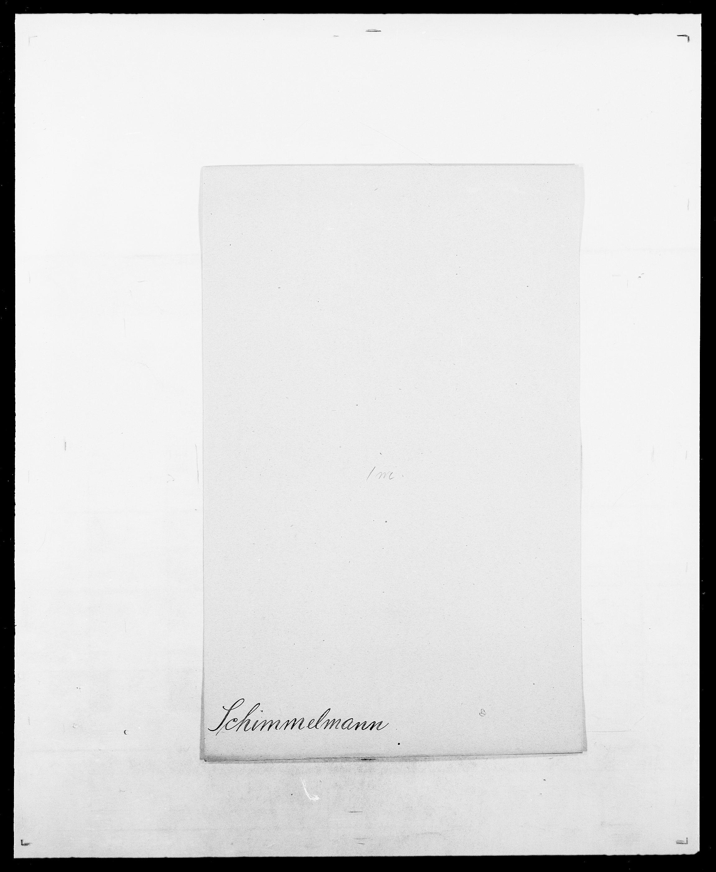 SAO, Delgobe, Charles Antoine - samling, D/Da/L0034: Saabye - Schmincke, s. 552