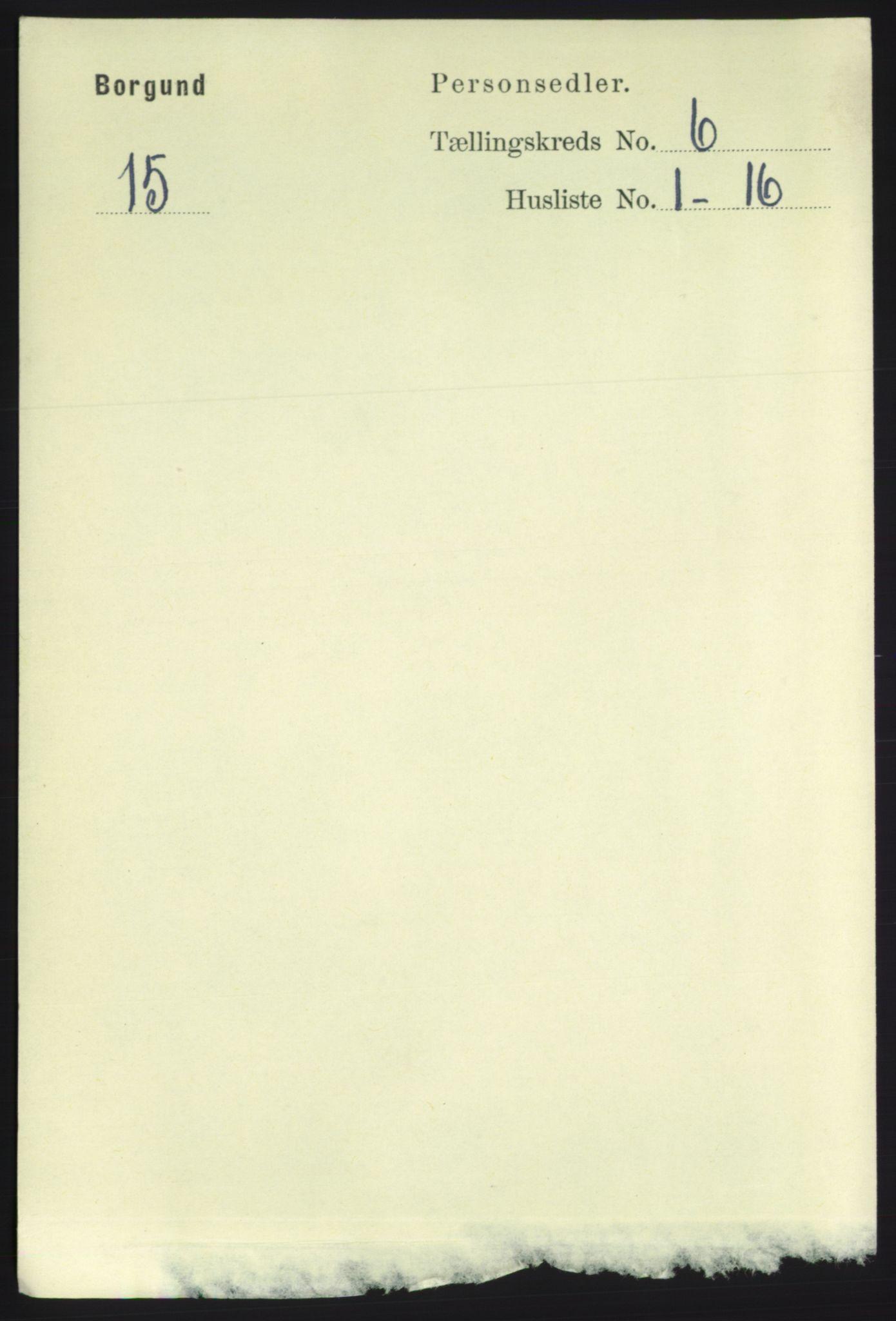 RA, Folketelling 1891 for 1531 Borgund herred, 1891, s. 1569