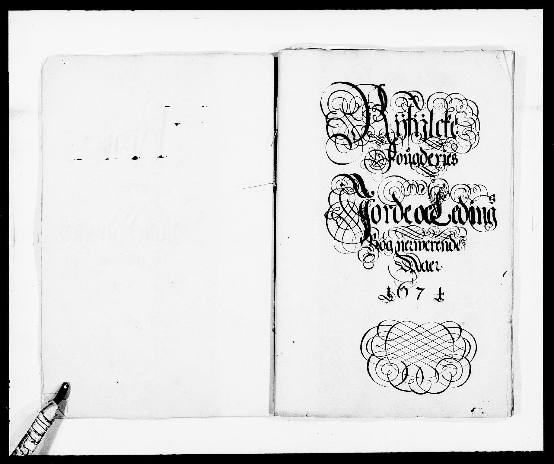 RA, Rentekammeret inntil 1814, Reviderte regnskaper, Fogderegnskap, R47/L2845: Fogderegnskap Ryfylke, 1674-1675, s. 7