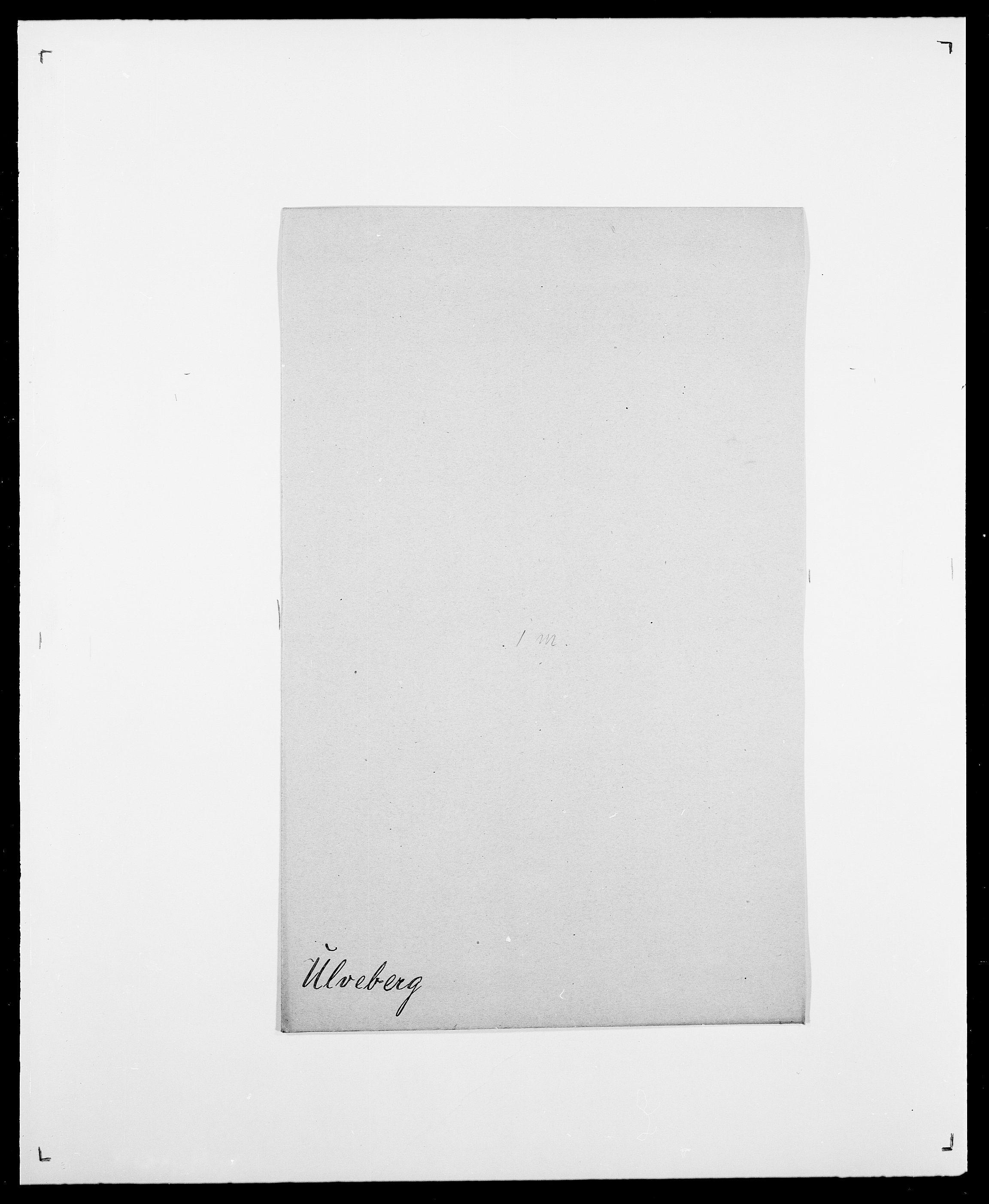 SAO, Delgobe, Charles Antoine - samling, D/Da/L0039: Thorsen - Urup, s. 713