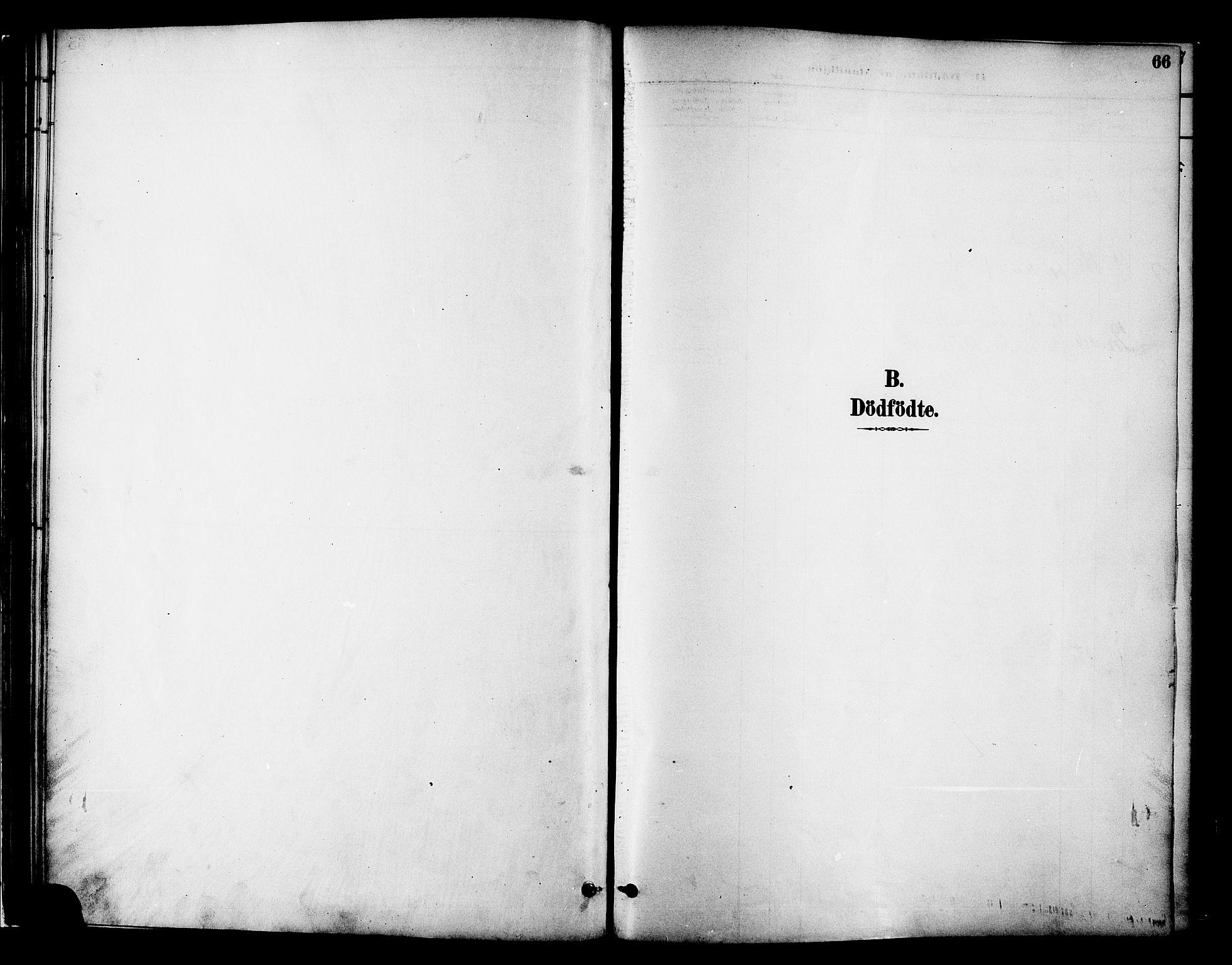 SAT, Ministerialprotokoller, klokkerbøker og fødselsregistre - Møre og Romsdal, 519/L0255: Ministerialbok nr. 519A14, 1884-1908, s. 66