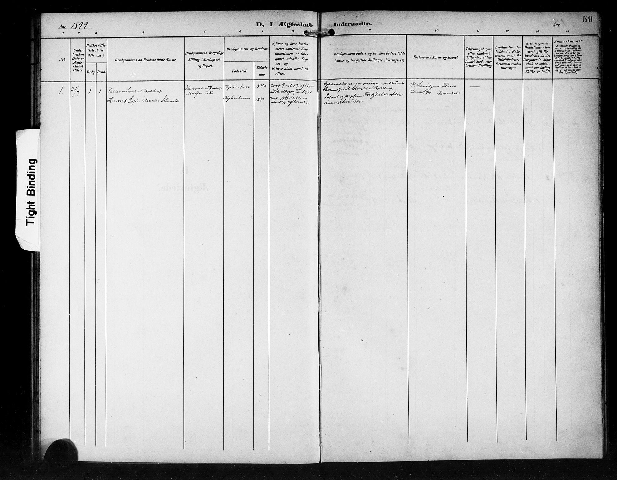 SAB, Den Norske Sjømannsmisjon i utlandet*, Ministerialbok nr. A 2, 1899-1919, s. 59