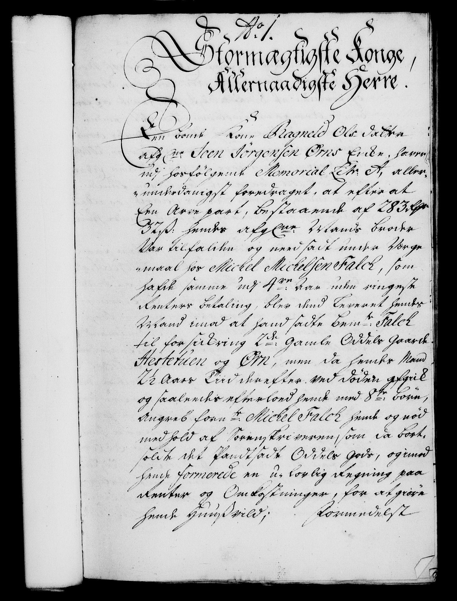 RA, Rentekammeret, Kammerkanselliet, G/Gf/Gfa/L0020: Norsk relasjons- og resolusjonsprotokoll (merket RK 52.20), 1737, s. 23