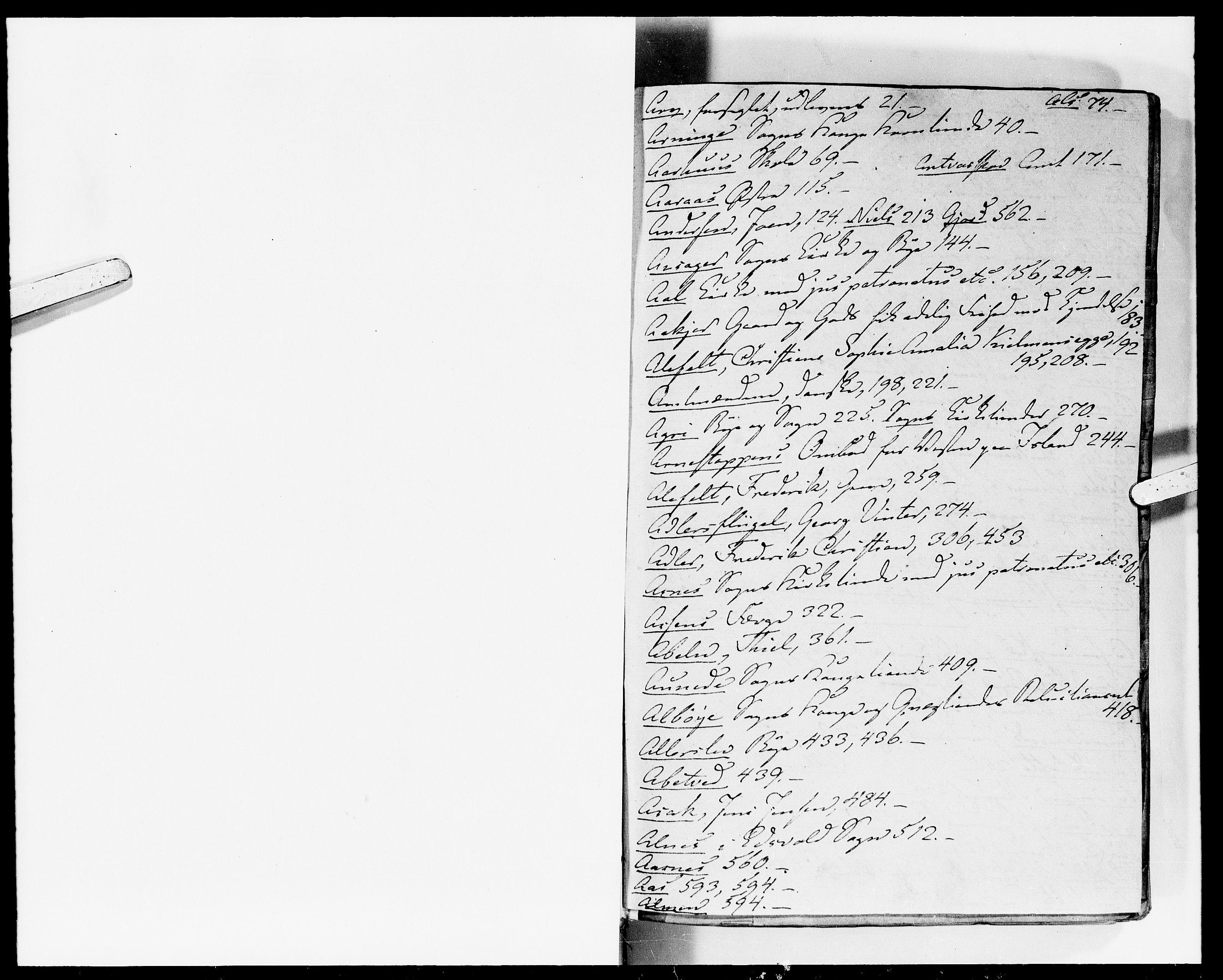 DRA, Rentekammeret Skatkammeret, Danske Sekretariat (1660-1679) / Rentekammeret Danske Afdeling, Kammerkancelliet (1679-1771), -/2212-11: Ekspeditionsprotokol, 1696-1697