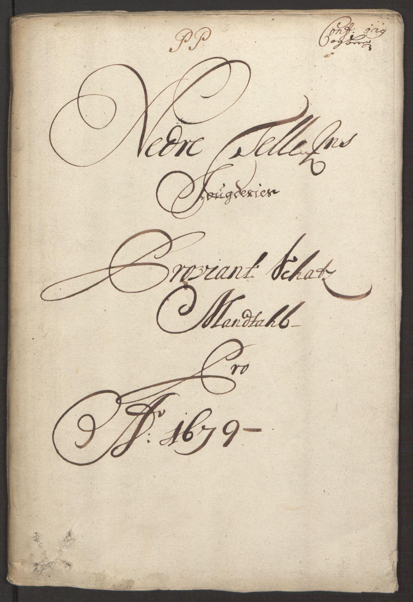 RA, Rentekammeret inntil 1814, Reviderte regnskaper, Fogderegnskap, R35/L2072: Fogderegnskap Øvre og Nedre Telemark, 1679, s. 138