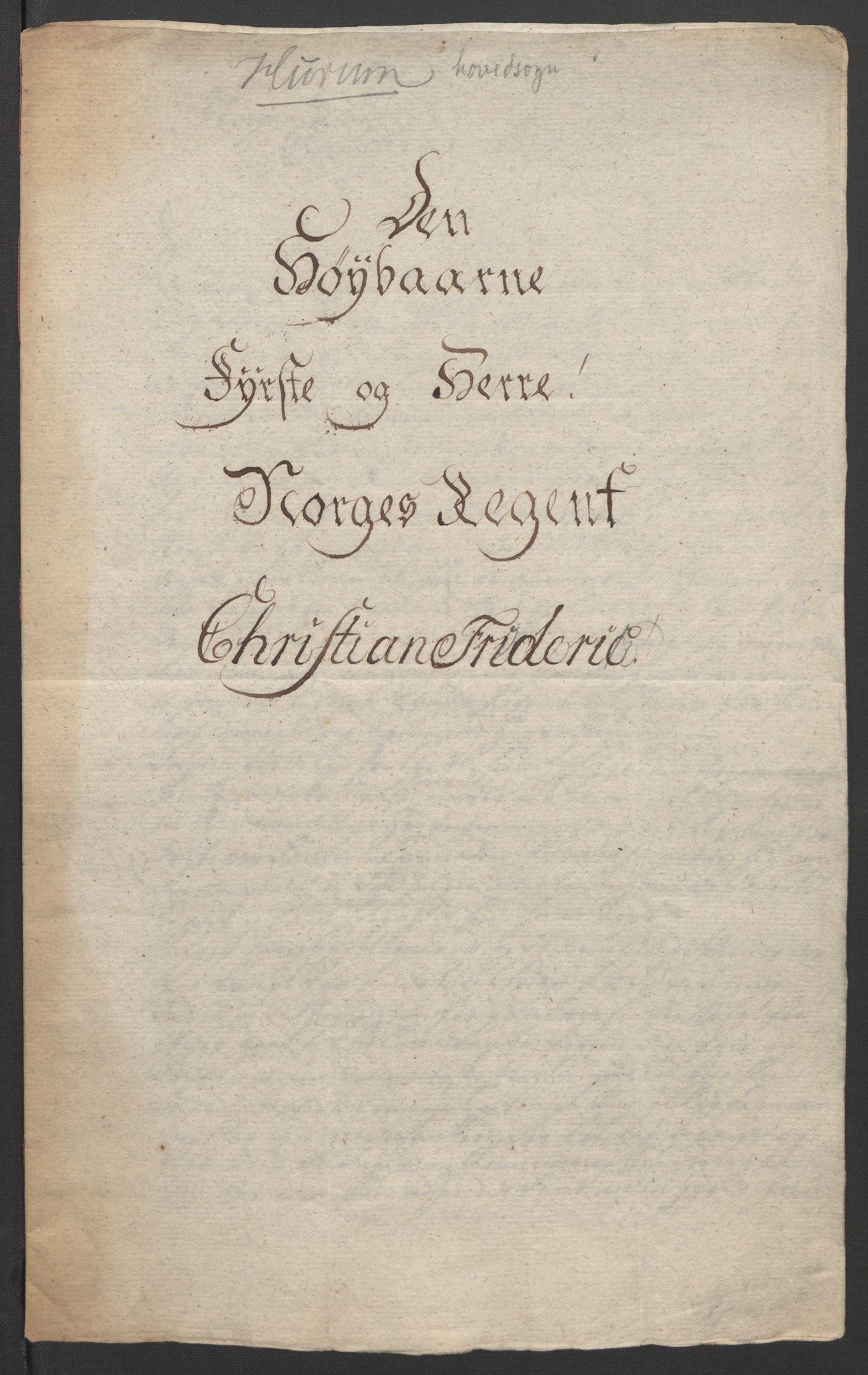 RA, Statsrådssekretariatet, D/Db/L0007: Fullmakter for Eidsvollsrepresentantene i 1814. , 1814, s. 316