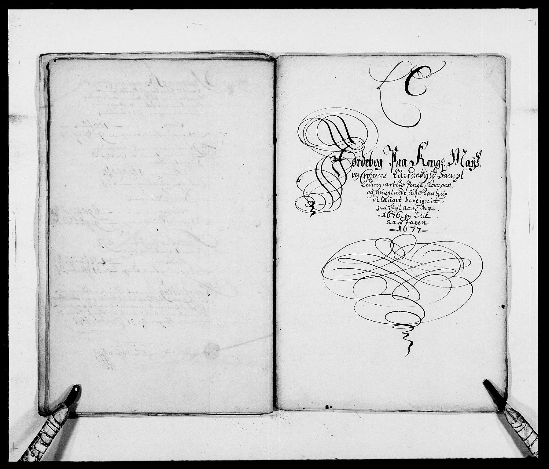 RA, Rentekammeret inntil 1814, Reviderte regnskaper, Fogderegnskap, R40/L2434: Fogderegnskap Råbyggelag, 1675-1676, s. 288