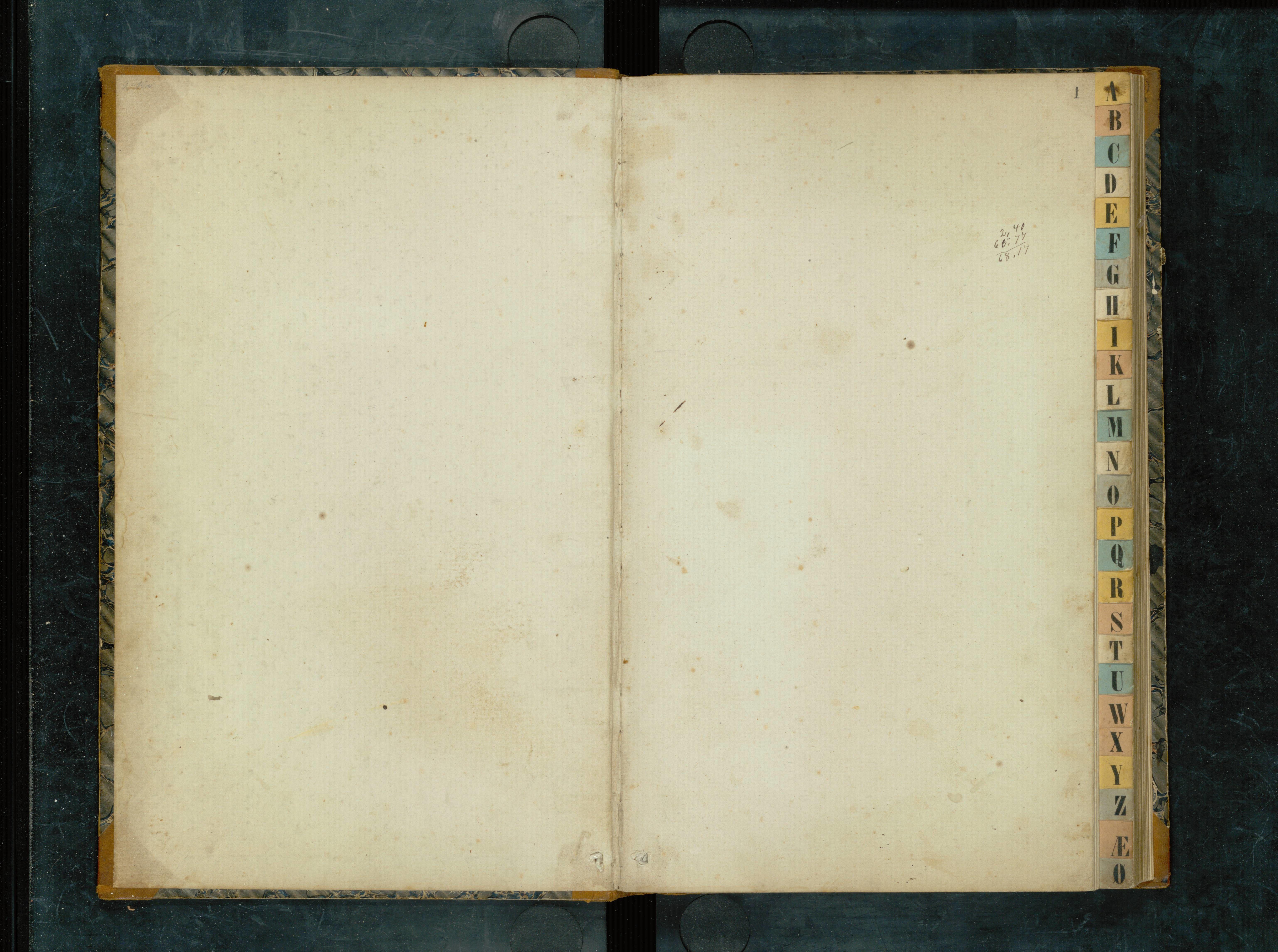 IKAH, Ulvik herad. Overformynderiet, F/Fb/L0001: Mindre overformyndarrulle, 1854-1911