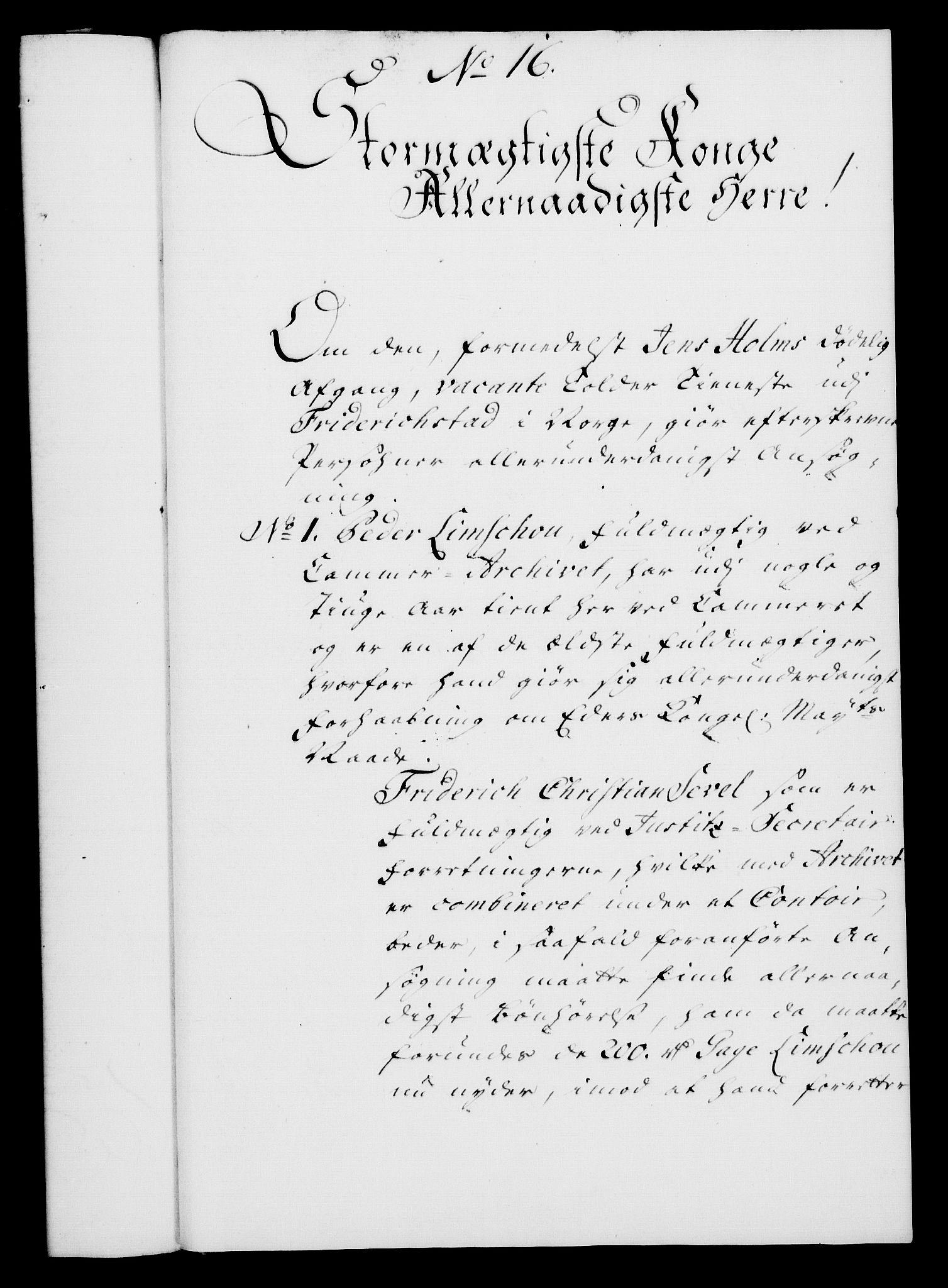 RA, Rentekammeret, Kammerkanselliet, G/Gf/Gfa/L0030: Norsk relasjons- og resolusjonsprotokoll (merket RK 52.30), 1748, s. 126