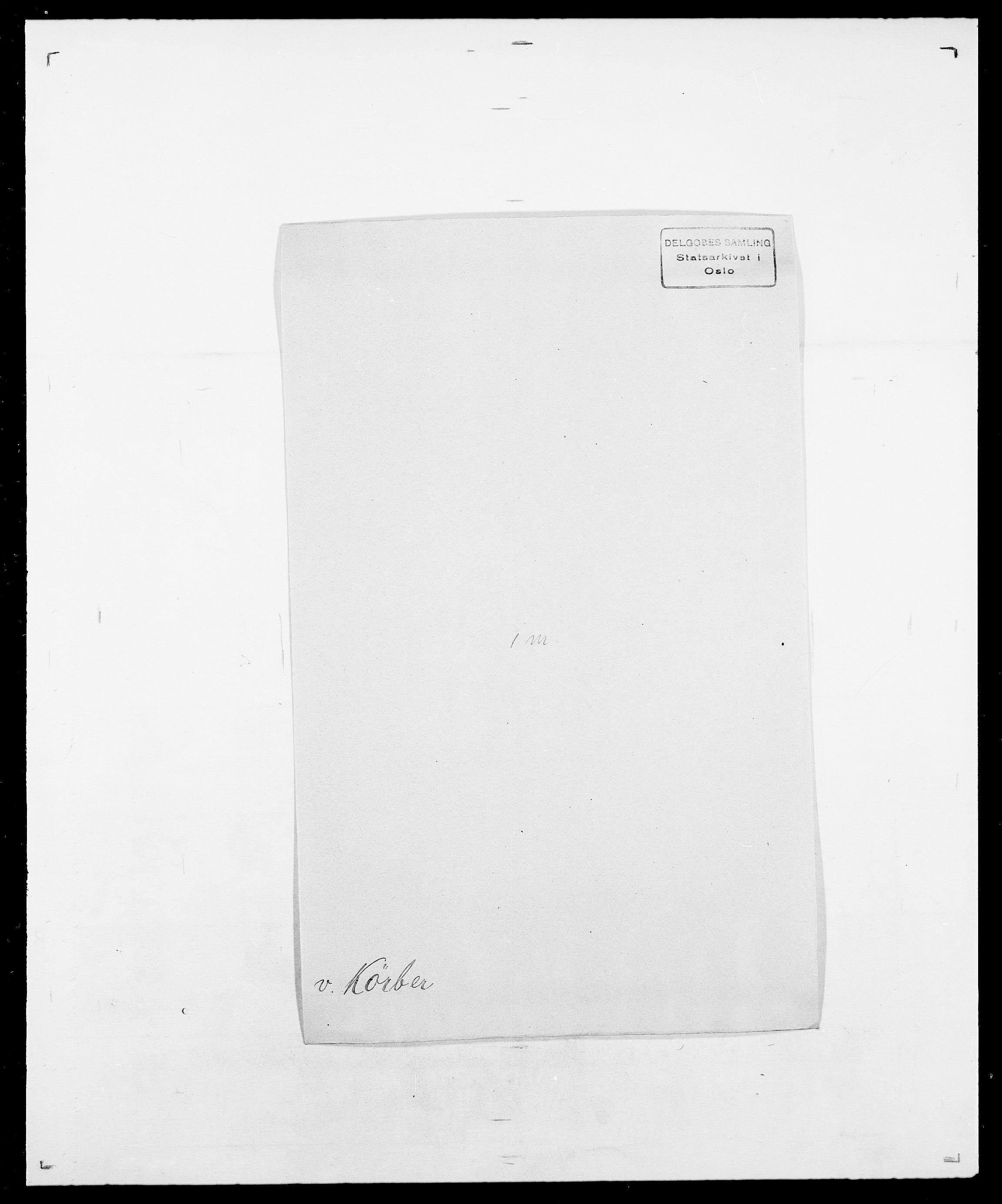 SAO, Delgobe, Charles Antoine - samling, D/Da/L0022: Krog - Lasteen, s. 335