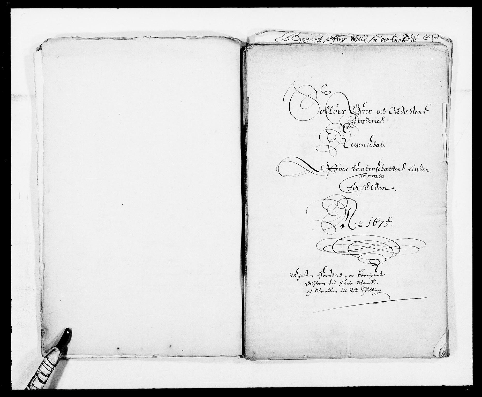 RA, Rentekammeret inntil 1814, Reviderte regnskaper, Fogderegnskap, R13/L0808: Fogderegnskap Solør, Odal og Østerdal, 1675, s. 48