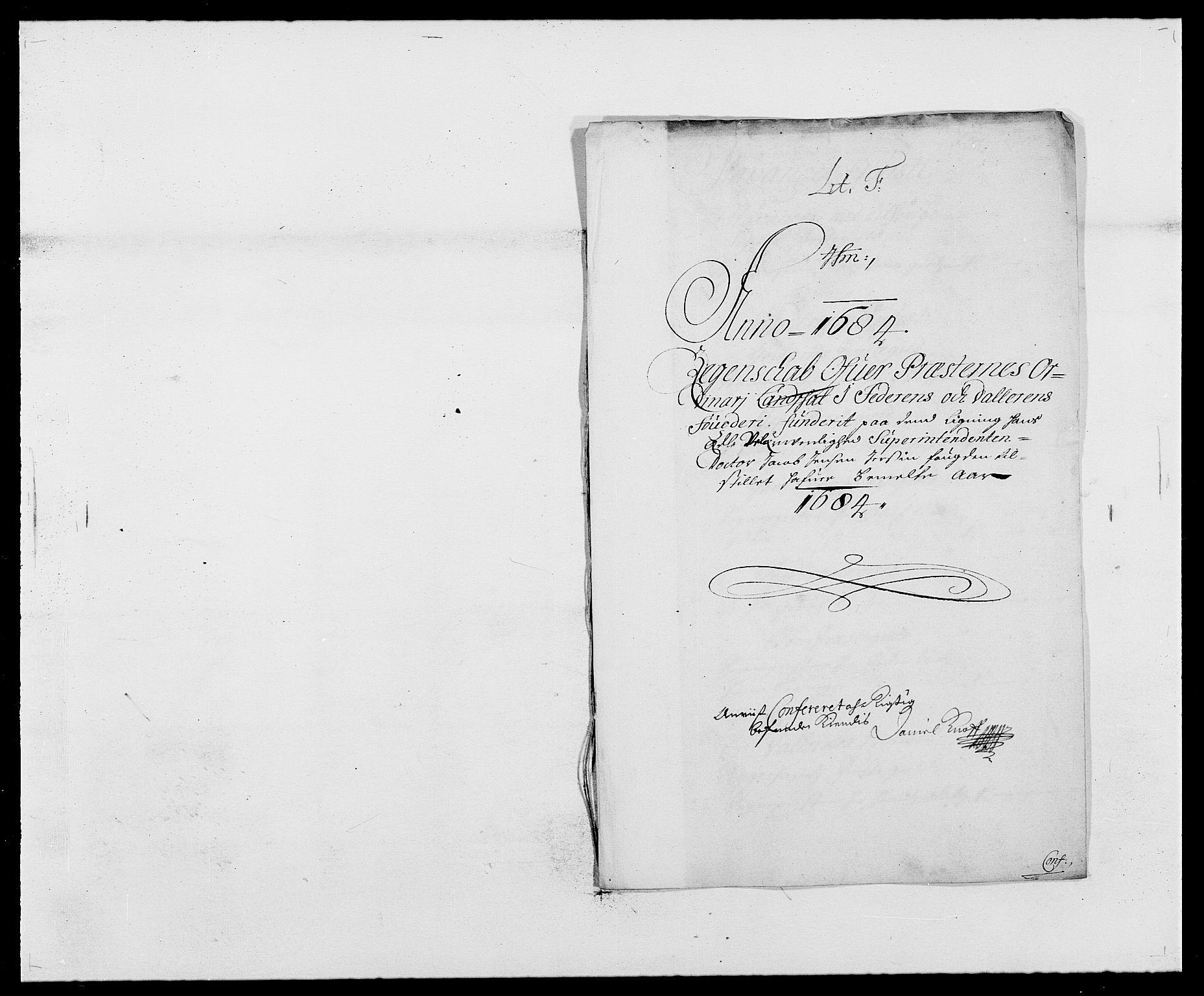RA, Rentekammeret inntil 1814, Reviderte regnskaper, Fogderegnskap, R46/L2724: Fogderegnskap Jæren og Dalane, 1682-1684, s. 287