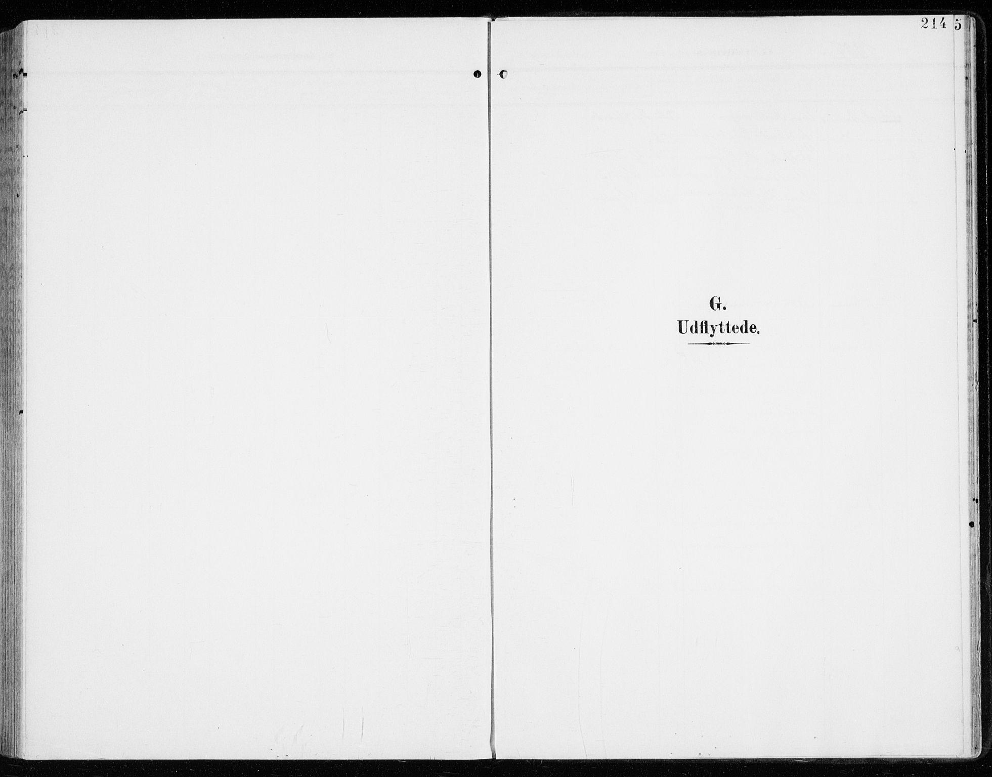 SAH, Vardal prestekontor, H/Ha/Haa/L0016: Ministerialbok nr. 16, 1904-1916, s. 214