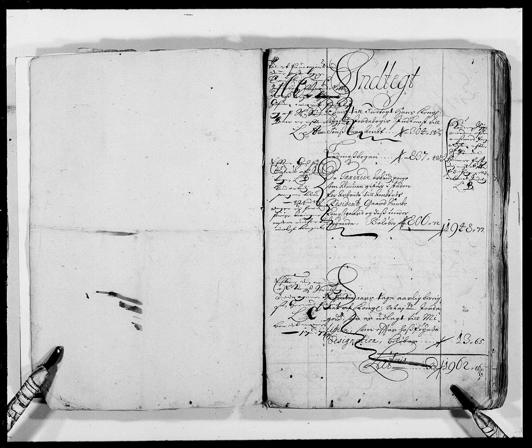 RA, Rentekammeret inntil 1814, Reviderte regnskaper, Fogderegnskap, R32/L1839: Fogderegnskap Jarlsberg grevskap, 1664-1673, s. 7