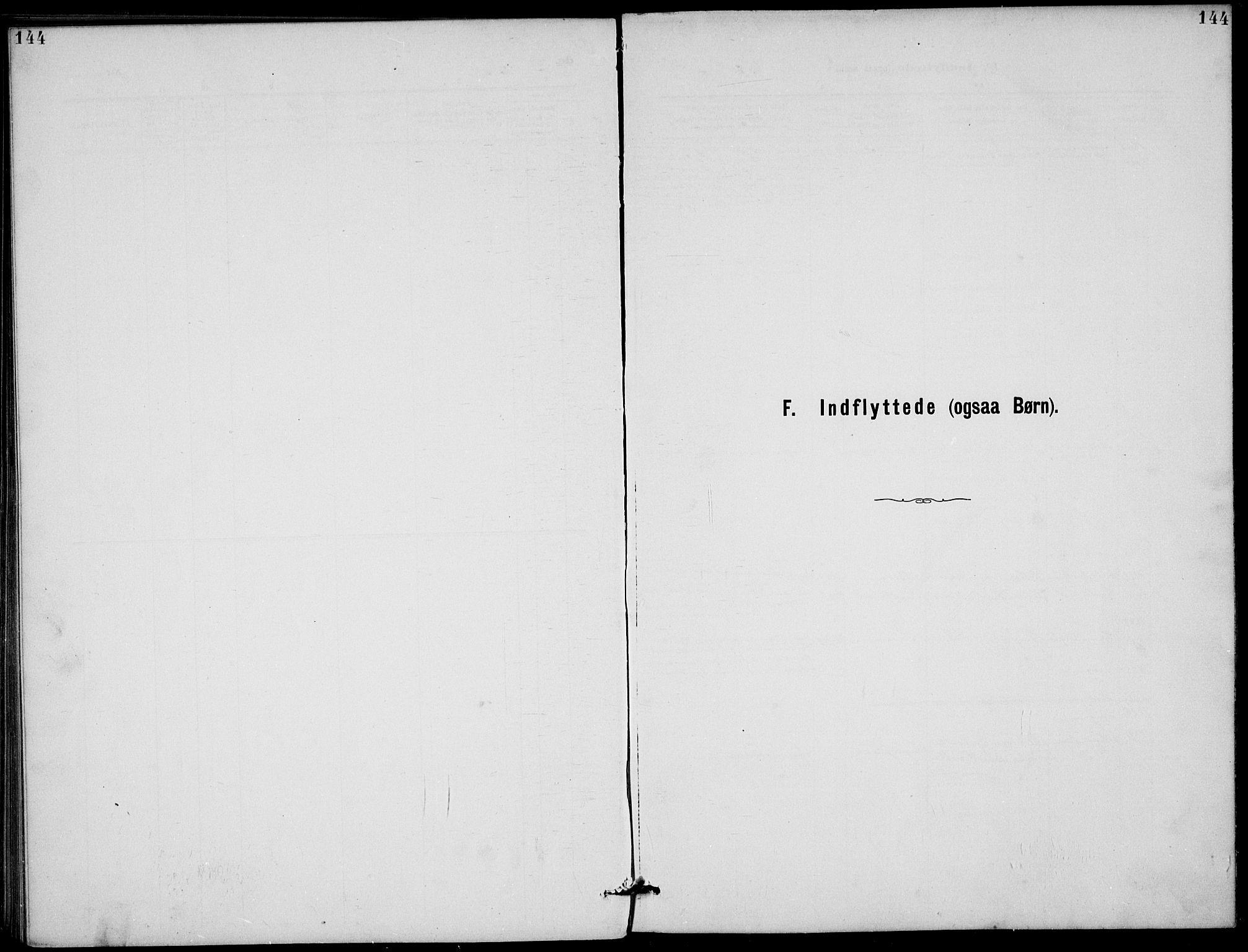 SAKO, Rjukan kirkebøker, G/Ga/L0001: Klokkerbok nr. 1, 1880-1914, s. 144