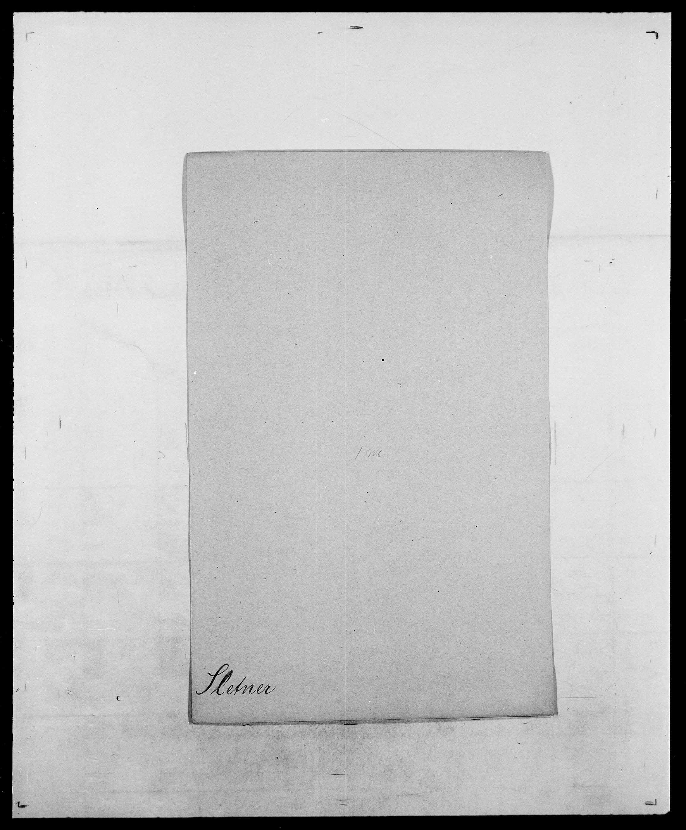 SAO, Delgobe, Charles Antoine - samling, D/Da/L0036: Skaanør - Staverskov, s. 88