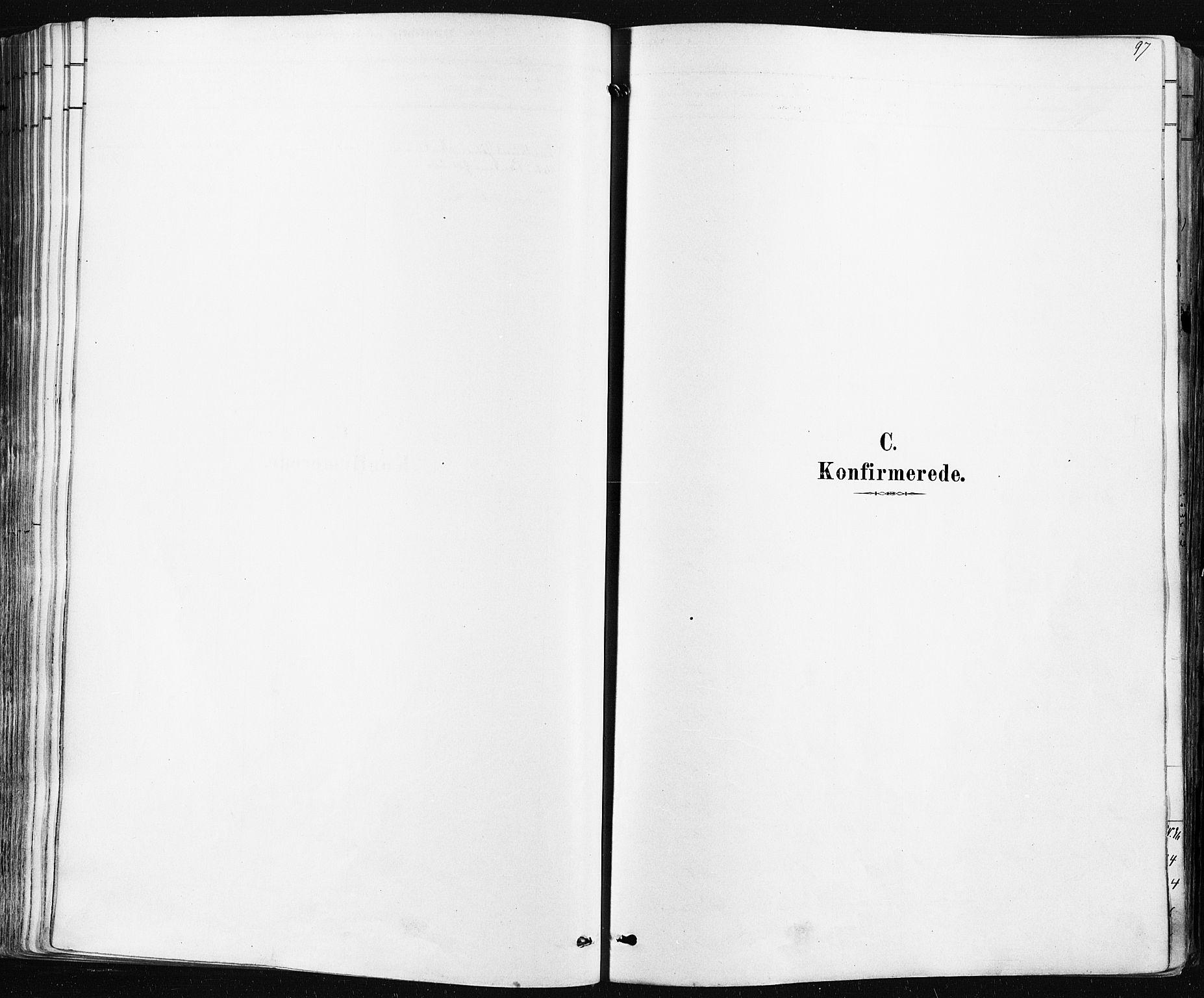 SAKO, Borre kirkebøker, F/Fa/L0009: Ministerialbok nr. I 9, 1878-1896, s. 97