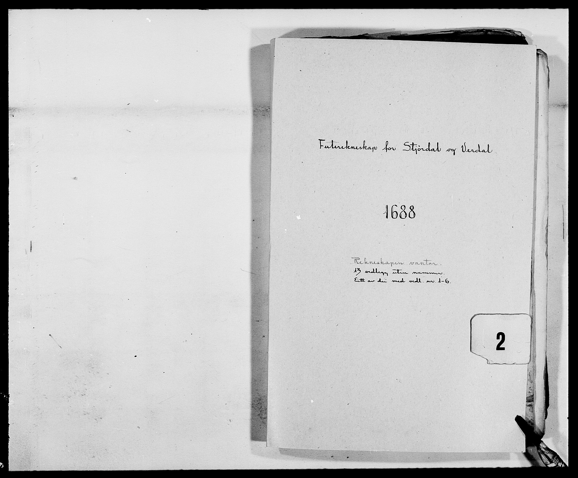 RA, Rentekammeret inntil 1814, Reviderte regnskaper, Fogderegnskap, R62/L4183: Fogderegnskap Stjørdal og Verdal, 1687-1689, s. 197