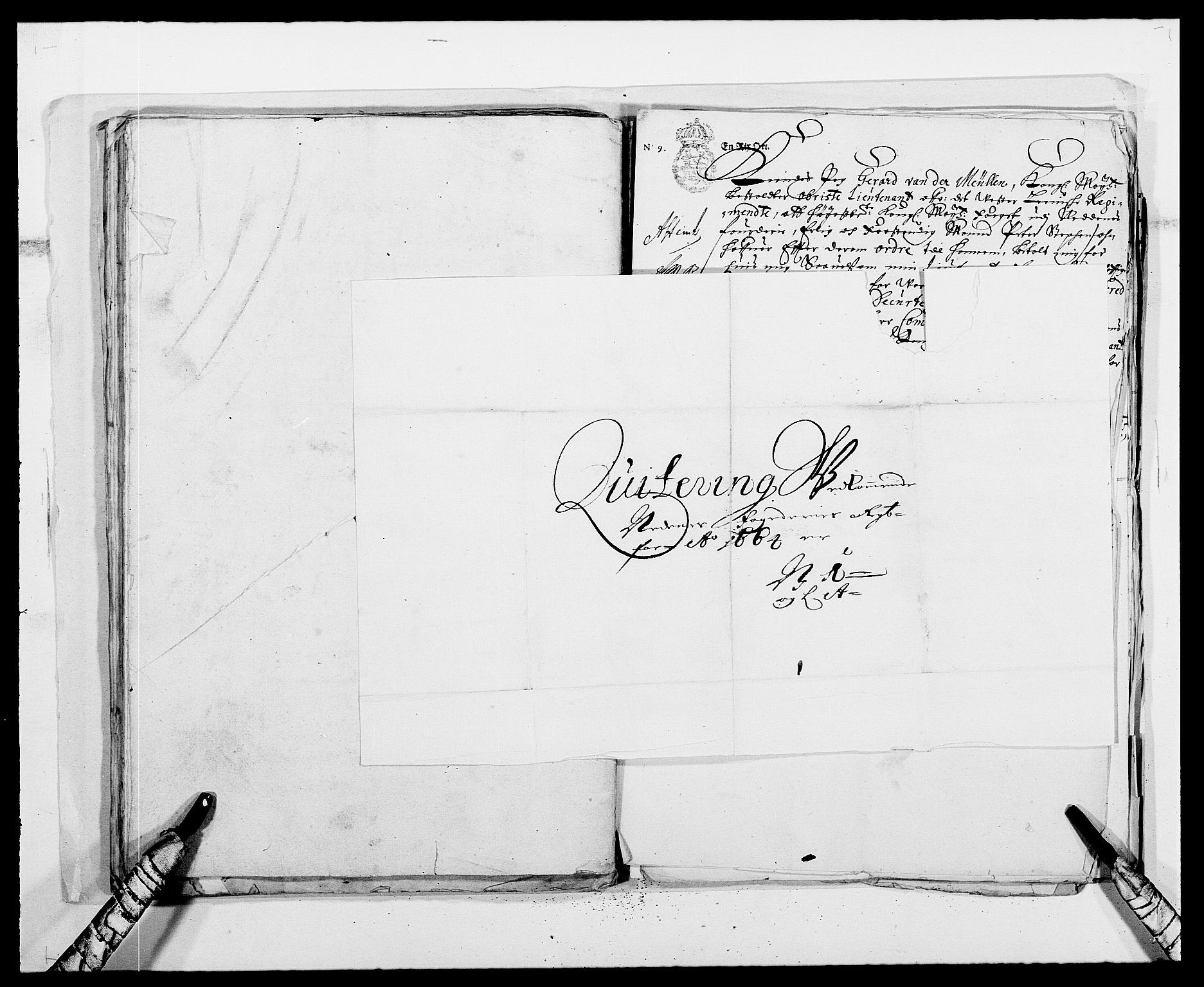 RA, Rentekammeret inntil 1814, Reviderte regnskaper, Fogderegnskap, R39/L2296: Fogderegnskap Nedenes, 1664-1666, s. 305