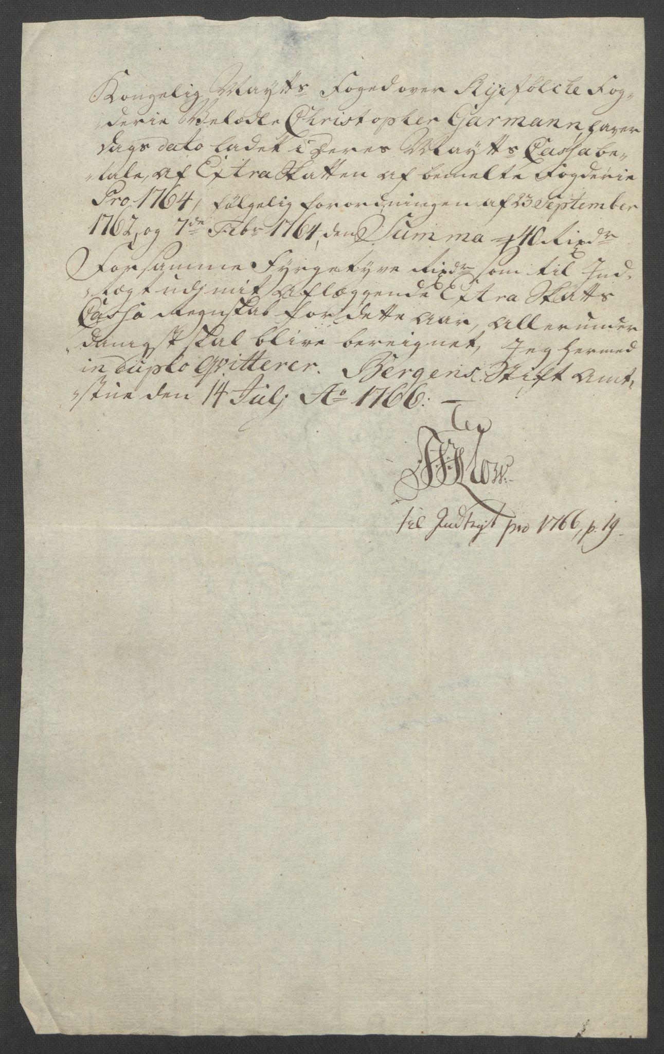 RA, Rentekammeret inntil 1814, Reviderte regnskaper, Fogderegnskap, R47/L2972: Ekstraskatten Ryfylke, 1762-1780, s. 63