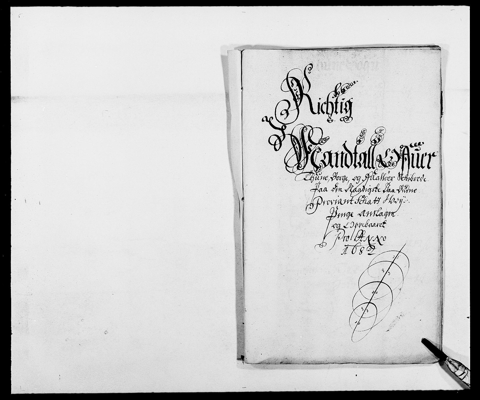RA, Rentekammeret inntil 1814, Reviderte regnskaper, Fogderegnskap, R03/L0114: Fogderegnskap Onsøy, Tune, Veme og Åbygge fogderi, 1678-1683, s. 272