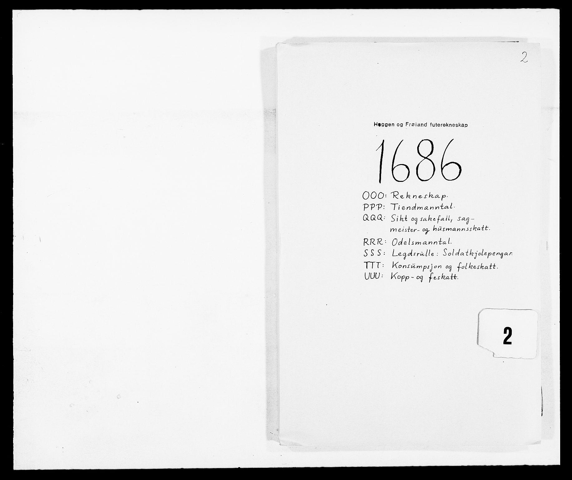 RA, Rentekammeret inntil 1814, Reviderte regnskaper, Fogderegnskap, R06/L0281: Fogderegnskap Heggen og Frøland, 1678-1686, s. 58