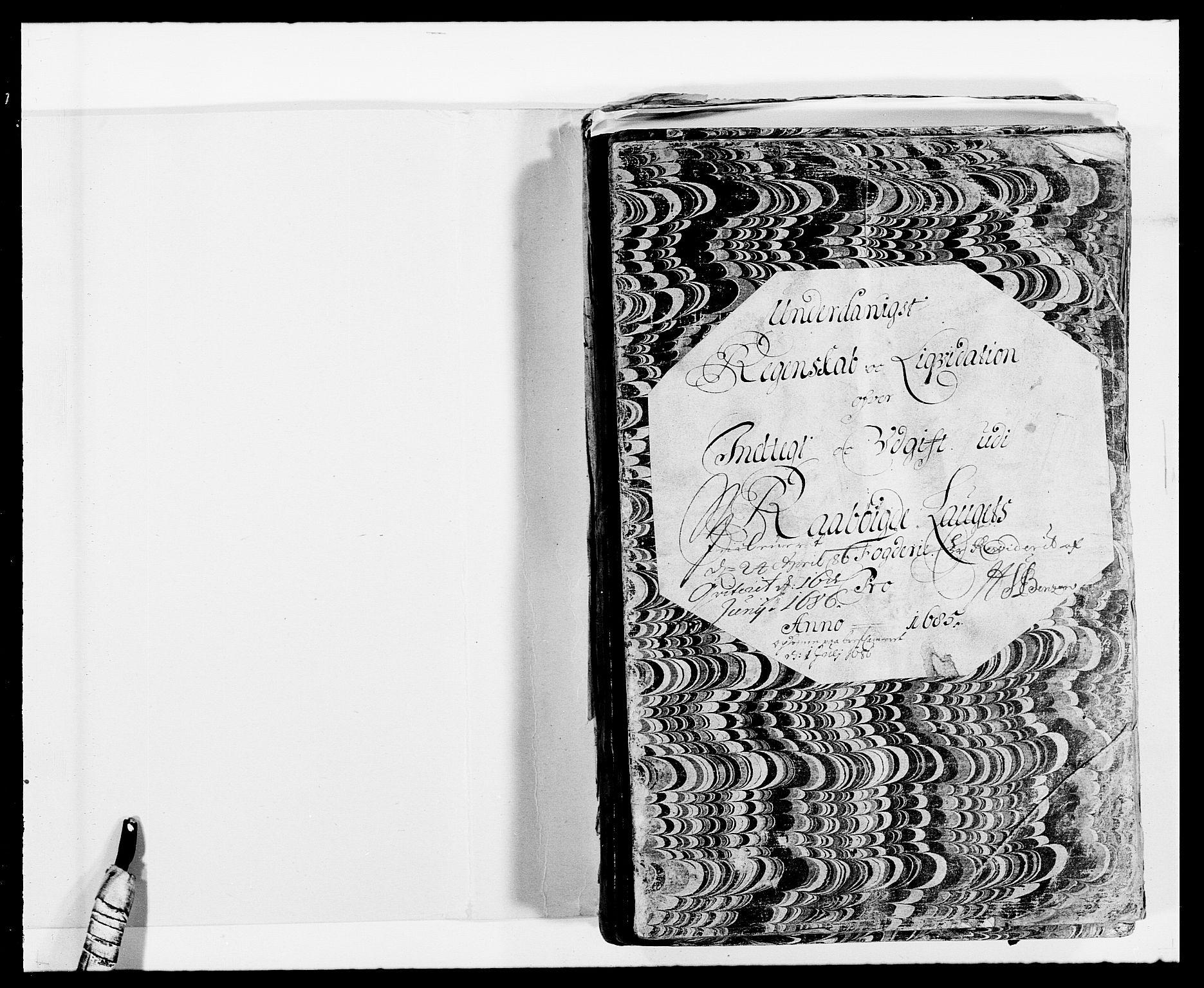 RA, Rentekammeret inntil 1814, Reviderte regnskaper, Fogderegnskap, R40/L2439: Fogderegnskap Råbyggelag, 1684-1685, s. 120