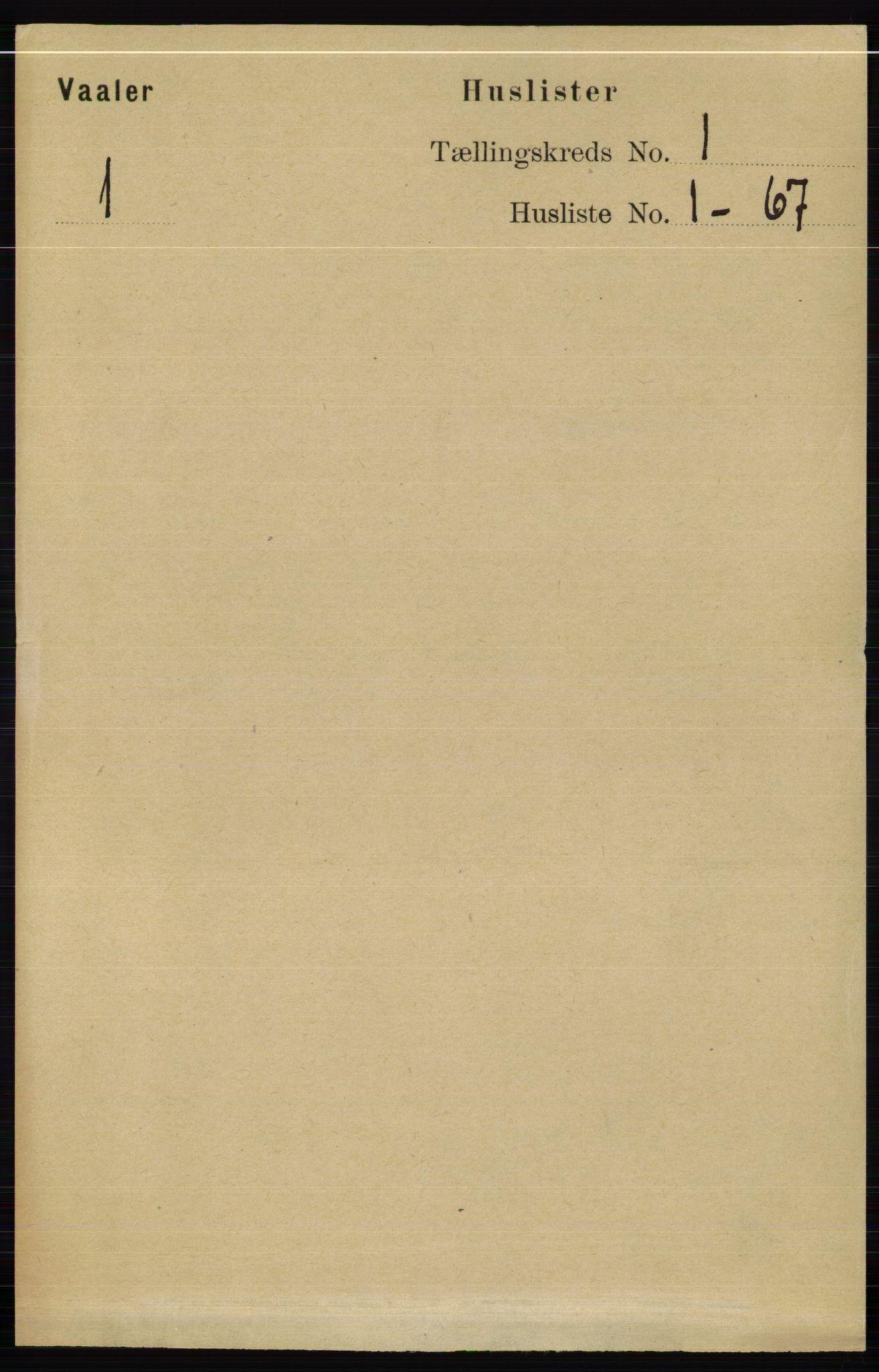 RA, Folketelling 1891 for 0426 Våler herred, 1891, s. 25