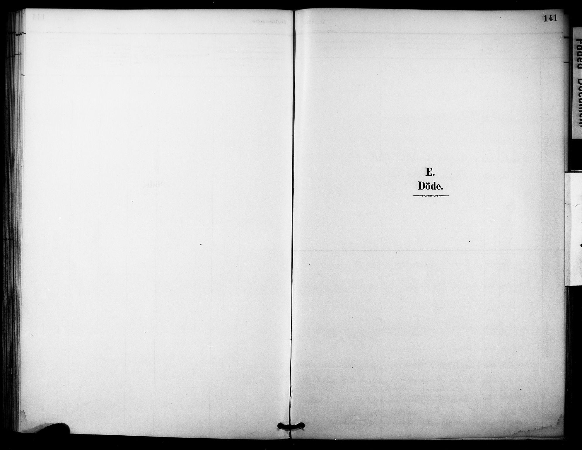 SAKO, Nore kirkebøker, F/Fc/L0004: Ministerialbok nr. III 4, 1885-1898, s. 141