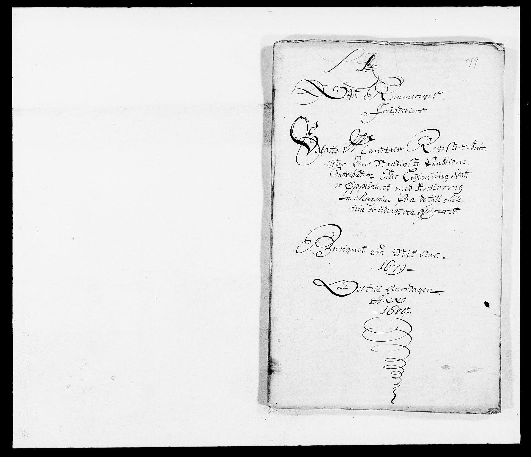 RA, Rentekammeret inntil 1814, Reviderte regnskaper, Fogderegnskap, R12/L0694: Fogderegnskap Øvre Romerike, 1678-1679, s. 36