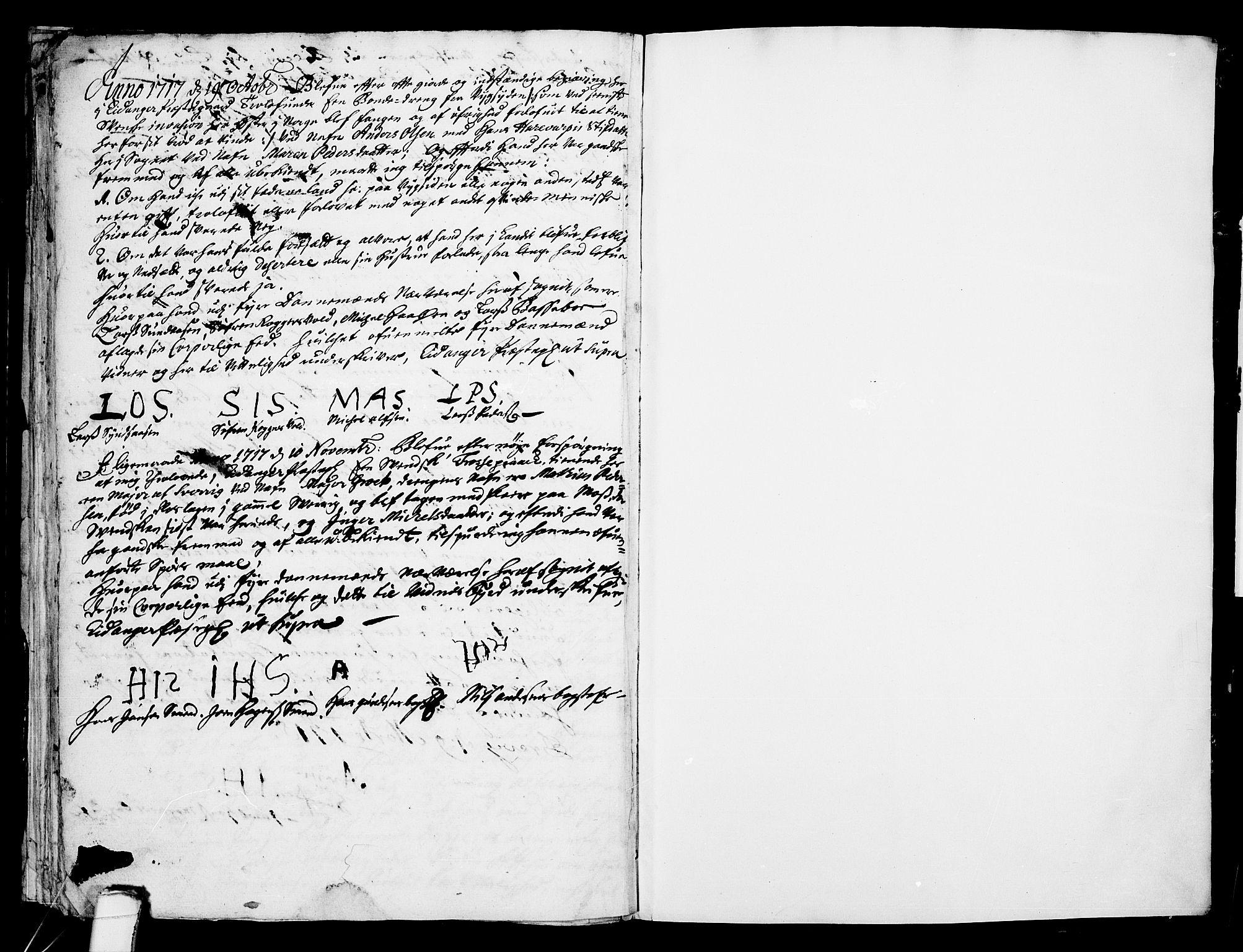 SAKO, Eidanger kirkebøker, F/Fa/L0001: Ministerialbok nr. 1, 1695-1717, s. 39