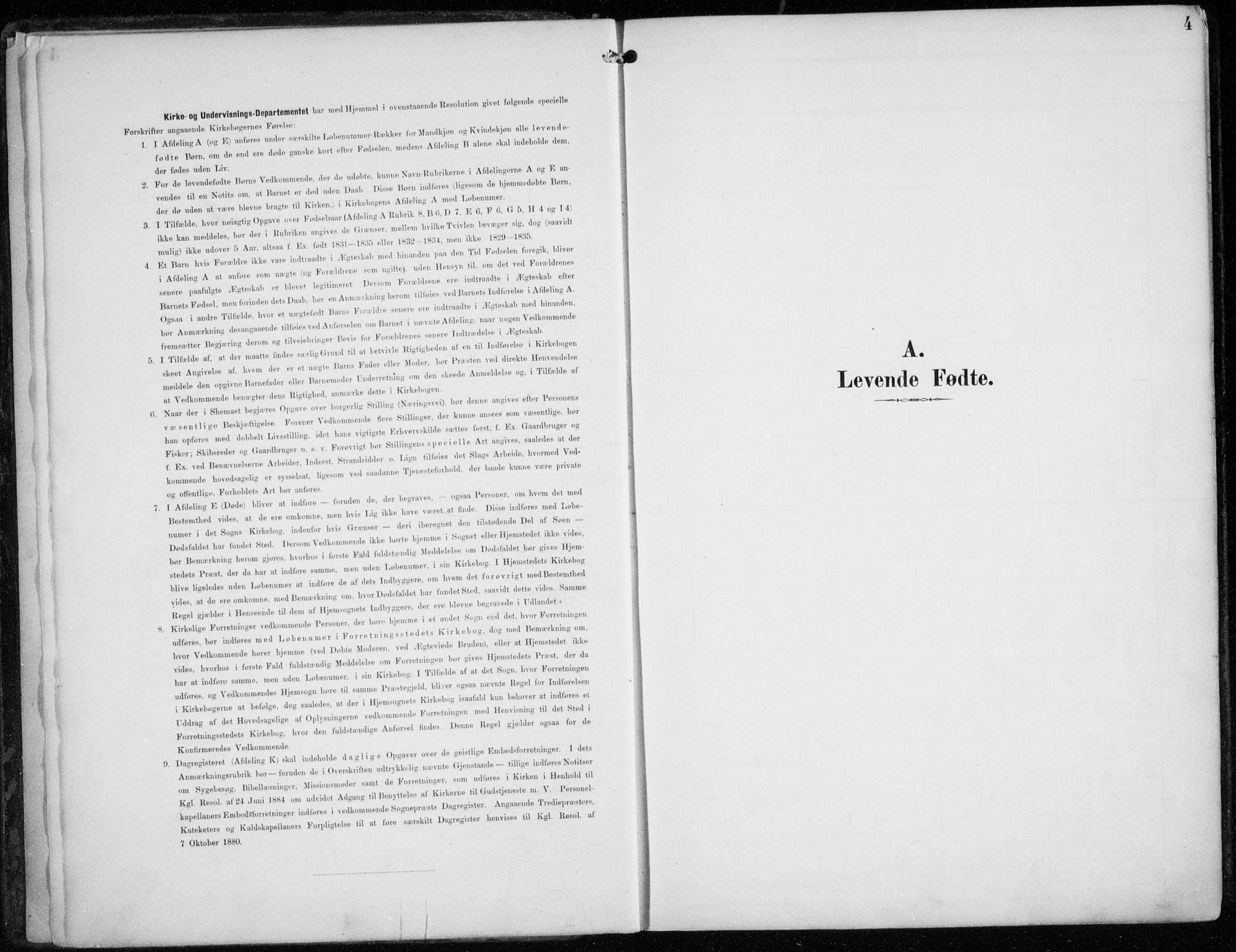 SATØ, Skjervøy sokneprestkontor, H/Ha/Haa/L0016kirke: Ministerialbok nr. 16, 1892-1908, s. 4