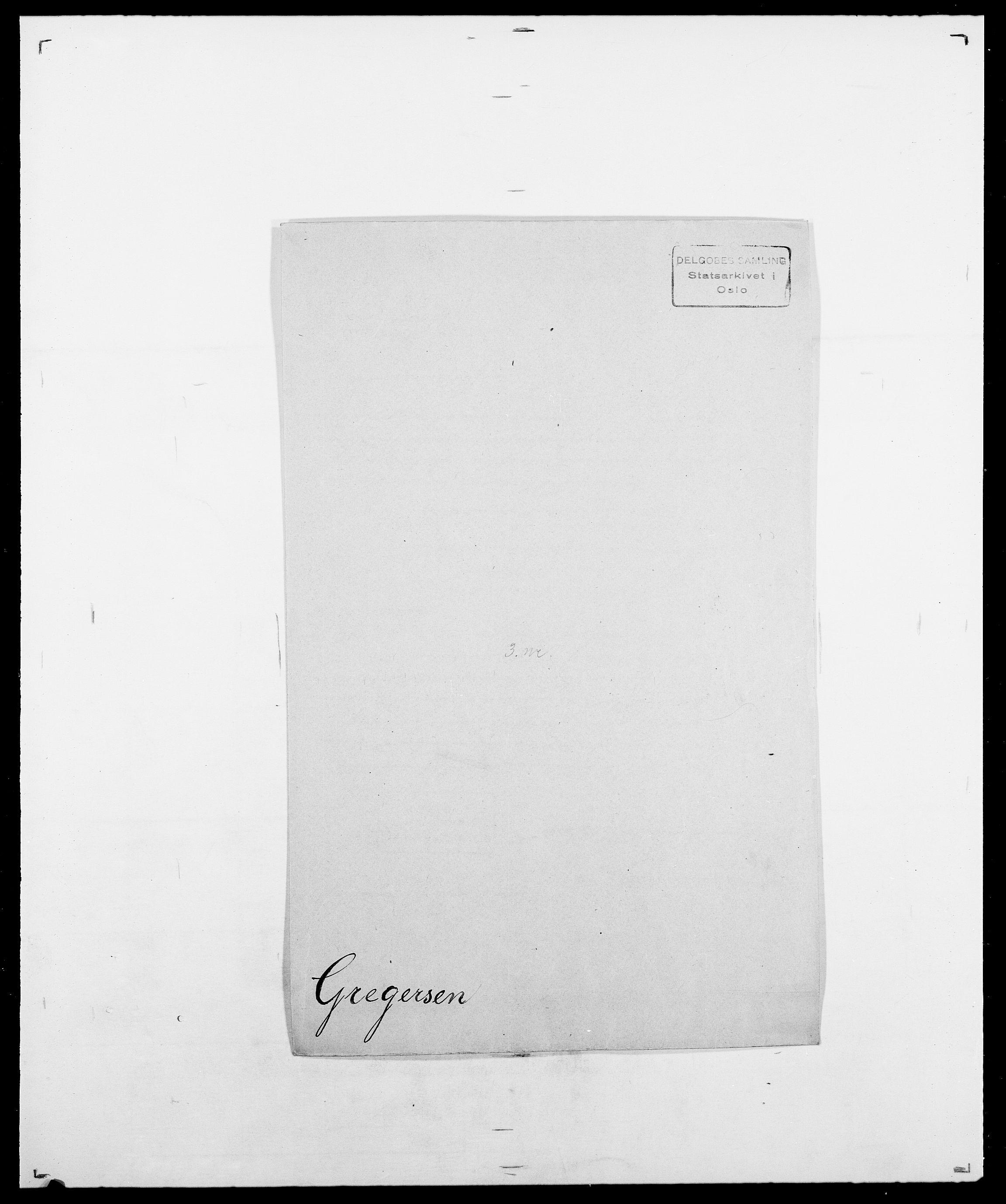 SAO, Delgobe, Charles Antoine - samling, D/Da/L0014: Giebdhausen - Grip, s. 595