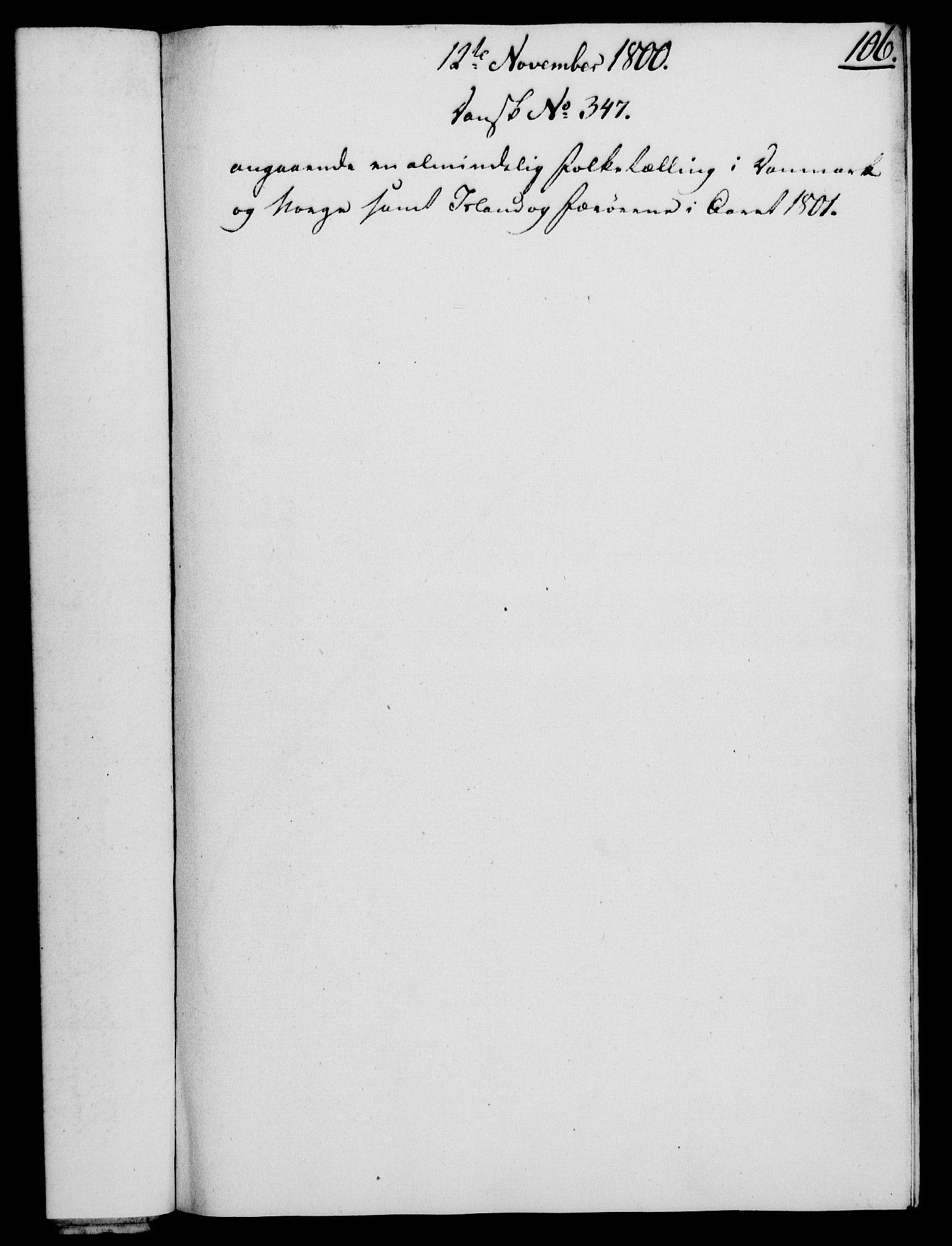 RA, Rentekammeret, Kammerkanselliet, G/Gf/Gfa/L0082: Norsk relasjons- og resolusjonsprotokoll (merket RK 52.82), 1800, s. 810