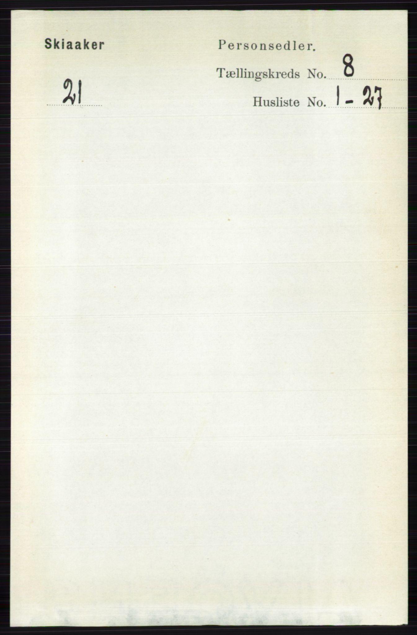 RA, Folketelling 1891 for 0513 Skjåk herred, 1891, s. 2631