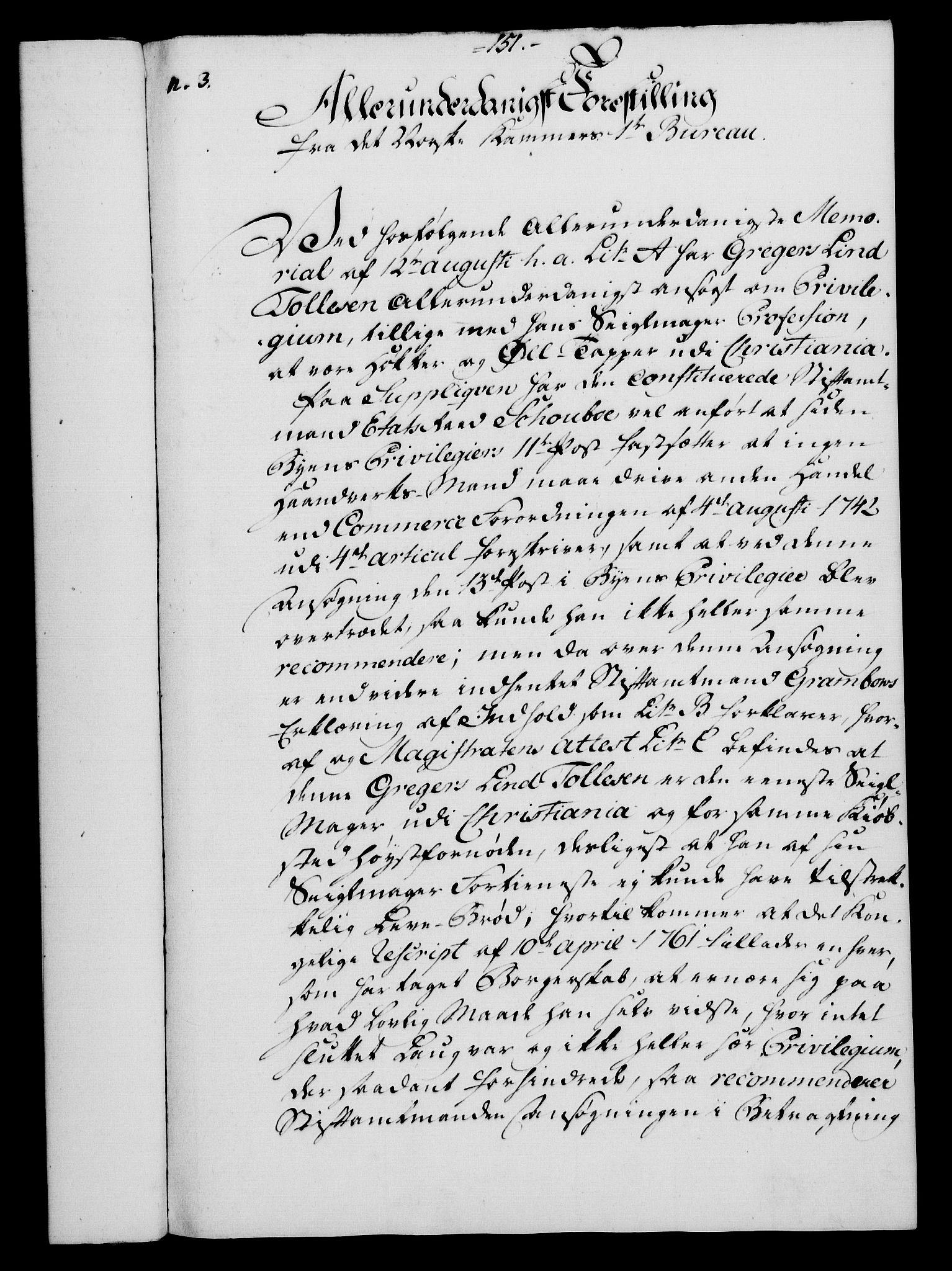RA, Rentekammeret, Kammerkanselliet, G/Gf/Gfa/L0054: Norsk relasjons- og resolusjonsprotokoll (merket RK 52.54), 1771-1772, s. 780