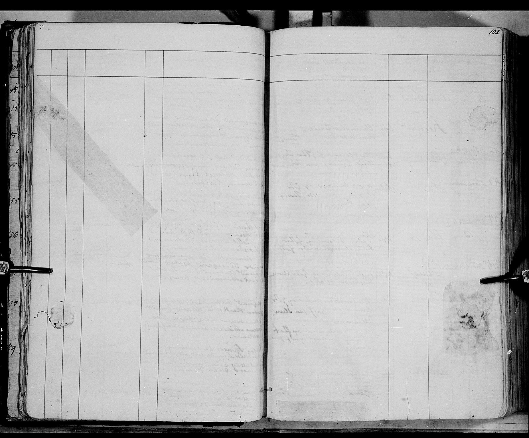 SAH, Sør-Aurdal prestekontor, Ministerialbok nr. 4, 1841-1849, s. 101-102