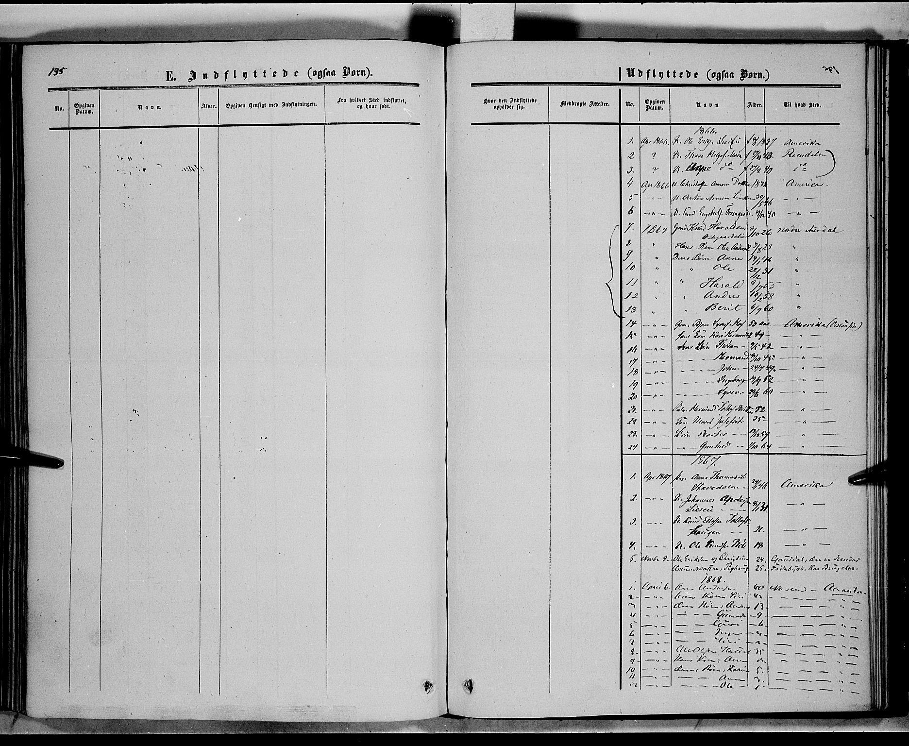 SAH, Sør-Aurdal prestekontor, Ministerialbok nr. 6, 1849-1876, s. 135