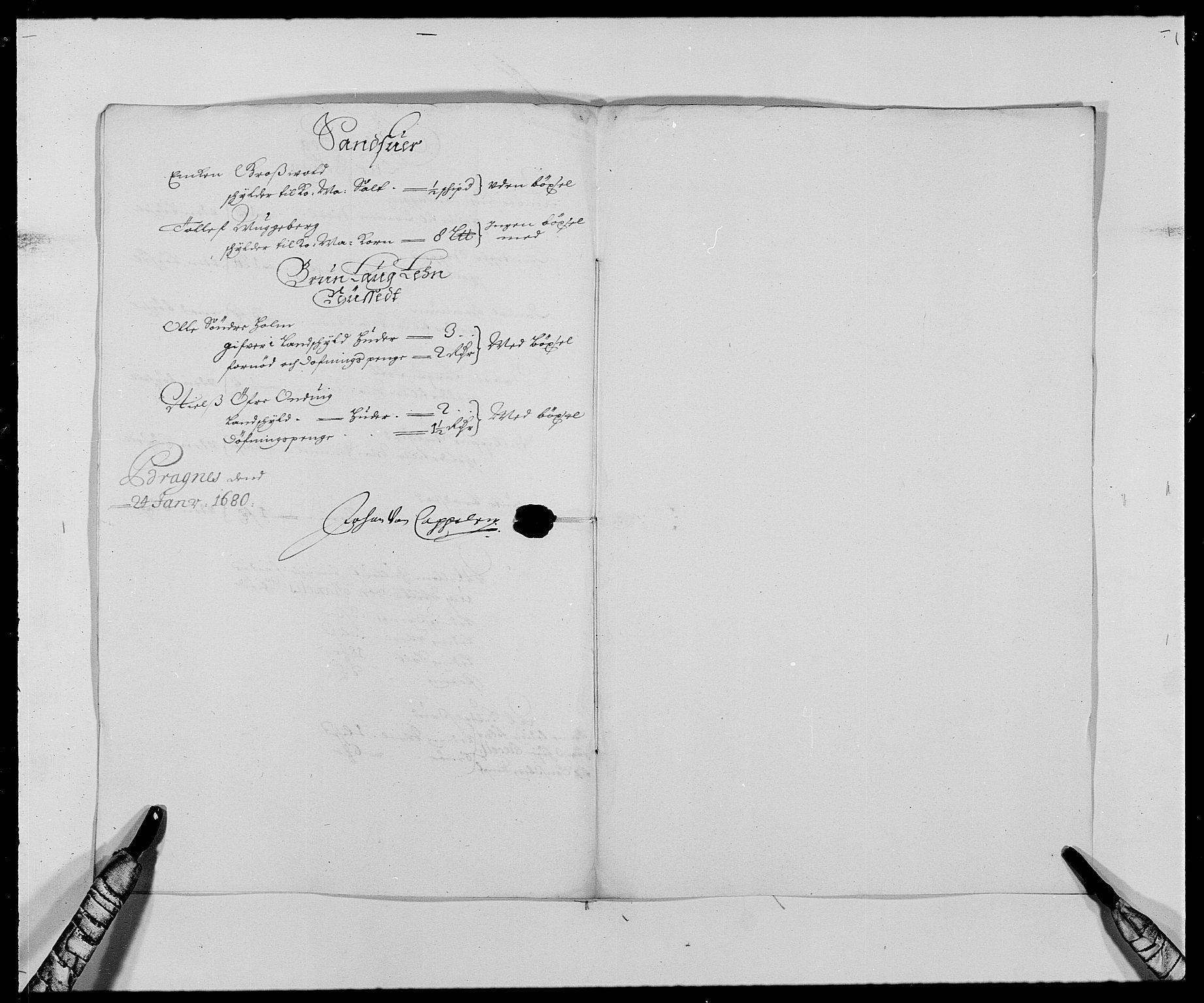 RA, Rentekammeret inntil 1814, Reviderte regnskaper, Fogderegnskap, R27/L1686: Fogderegnskap Lier, 1678-1686, s. 140