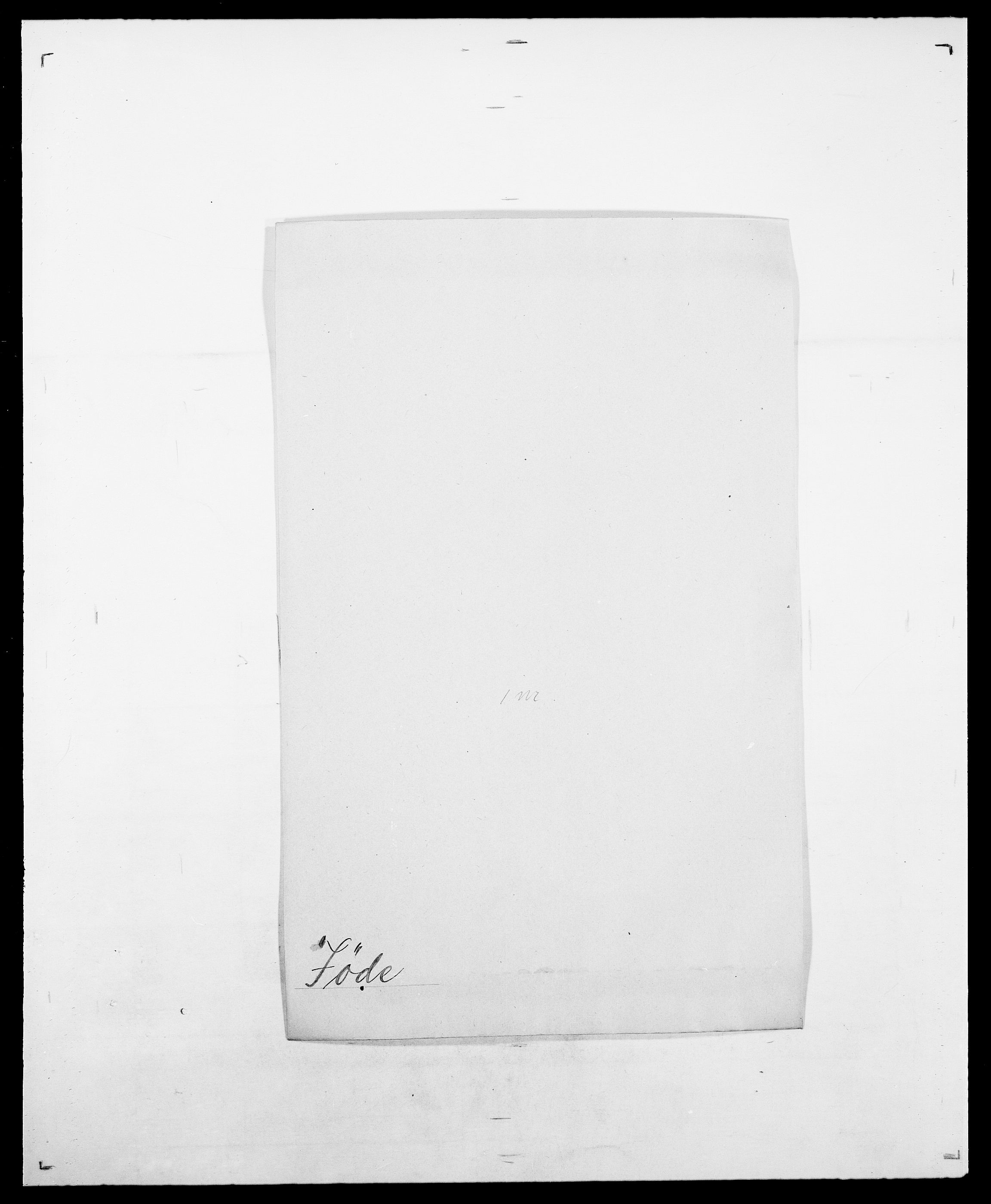 SAO, Delgobe, Charles Antoine - samling, D/Da/L0020: Irgens - Kjøsterud, s. 268