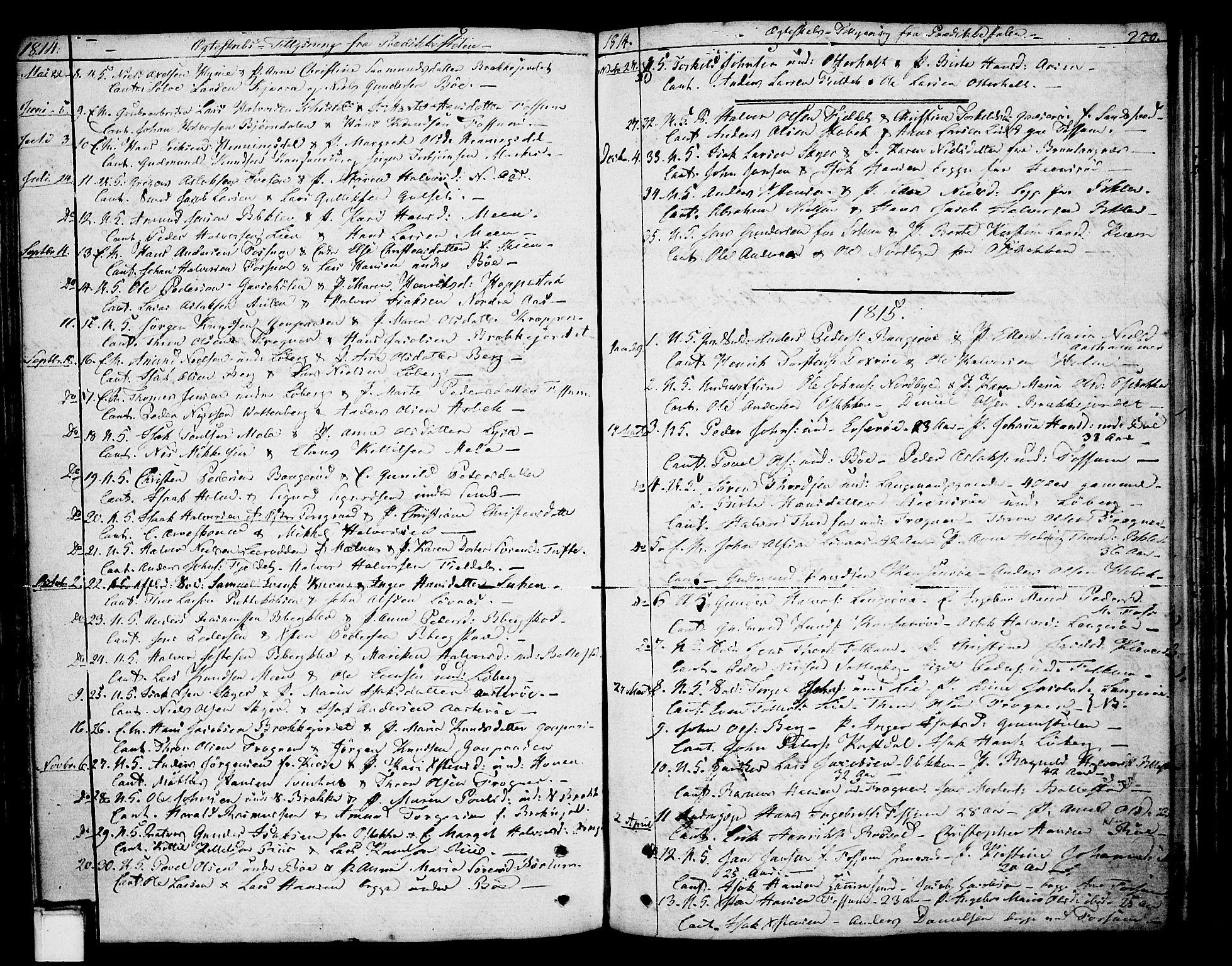 SAKO, Gjerpen kirkebøker, F/Fa/L0003: Ministerialbok nr. 3, 1796-1814, s. 220