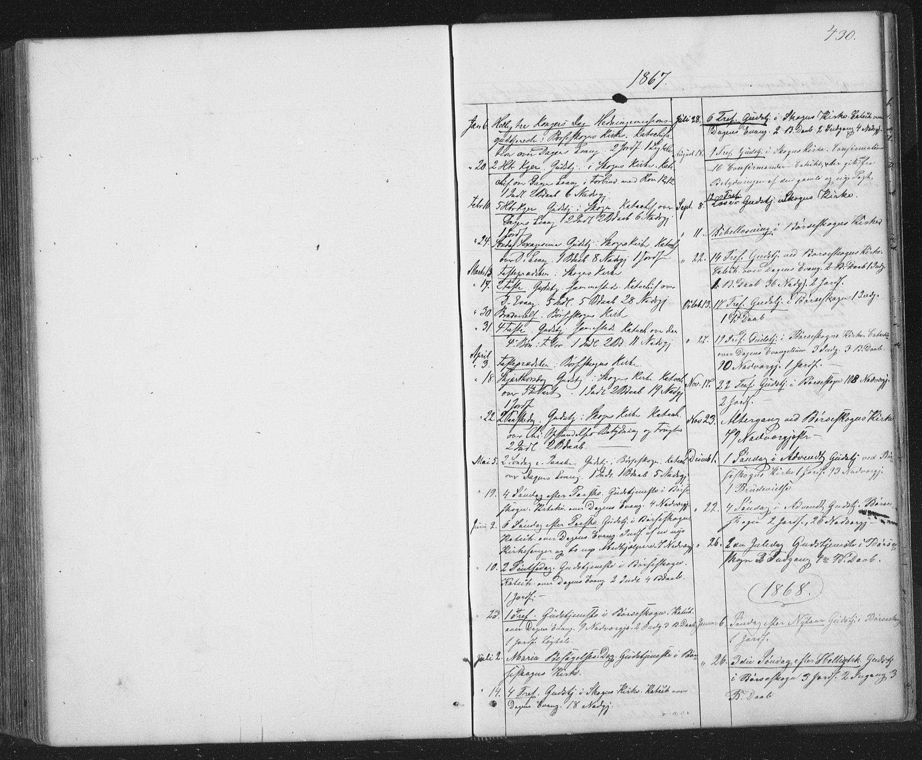 SAT, Ministerialprotokoller, klokkerbøker og fødselsregistre - Sør-Trøndelag, 667/L0798: Klokkerbok nr. 667C03, 1867-1929, s. 430