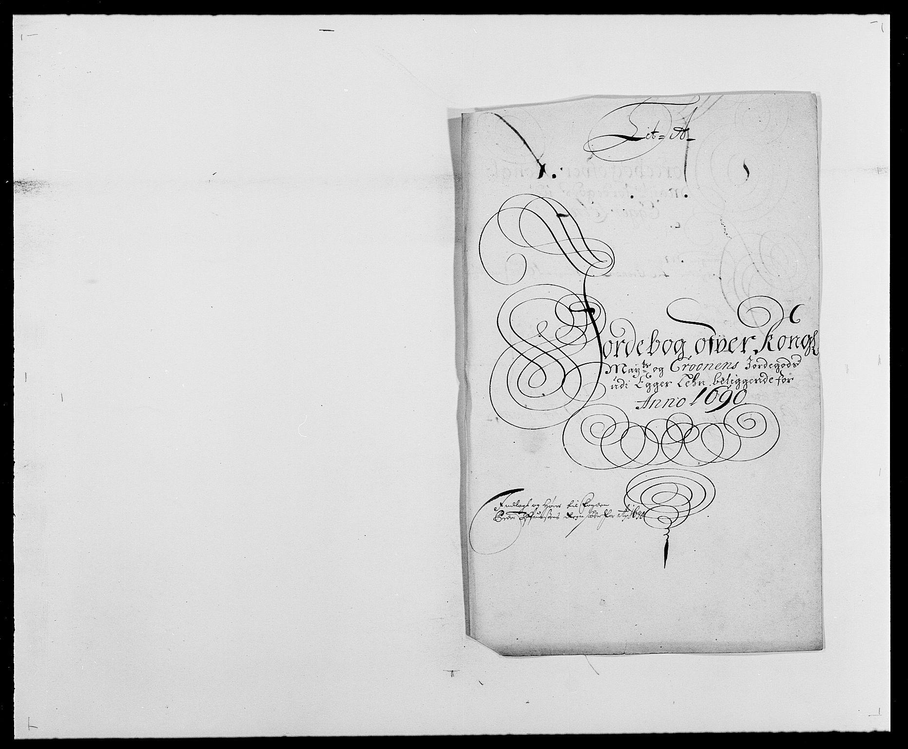 RA, Rentekammeret inntil 1814, Reviderte regnskaper, Fogderegnskap, R28/L1689: Fogderegnskap Eiker og Lier, 1690-1691, s. 17