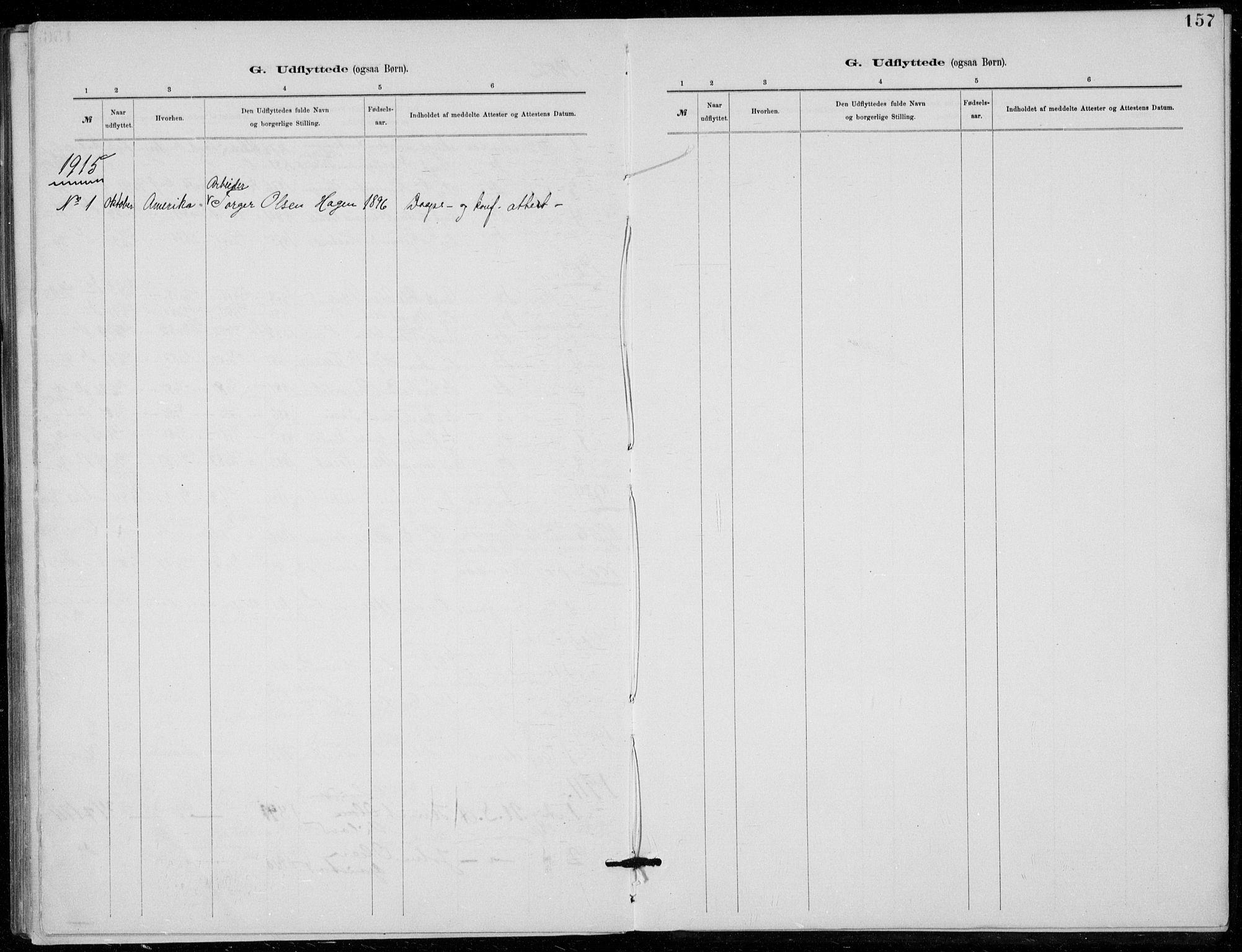 SAKO, Tinn kirkebøker, F/Fb/L0002: Ministerialbok nr. II 2, 1878-1917, s. 157