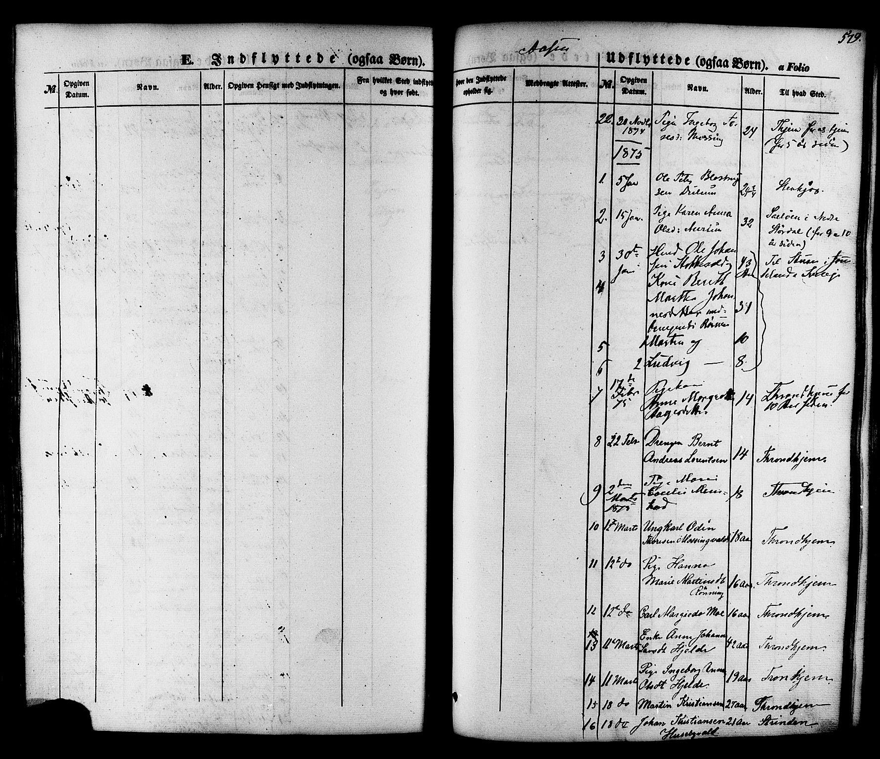 SAT, Ministerialprotokoller, klokkerbøker og fødselsregistre - Nord-Trøndelag, 713/L0116: Ministerialbok nr. 713A07 /2, 1850-1877, s. 579