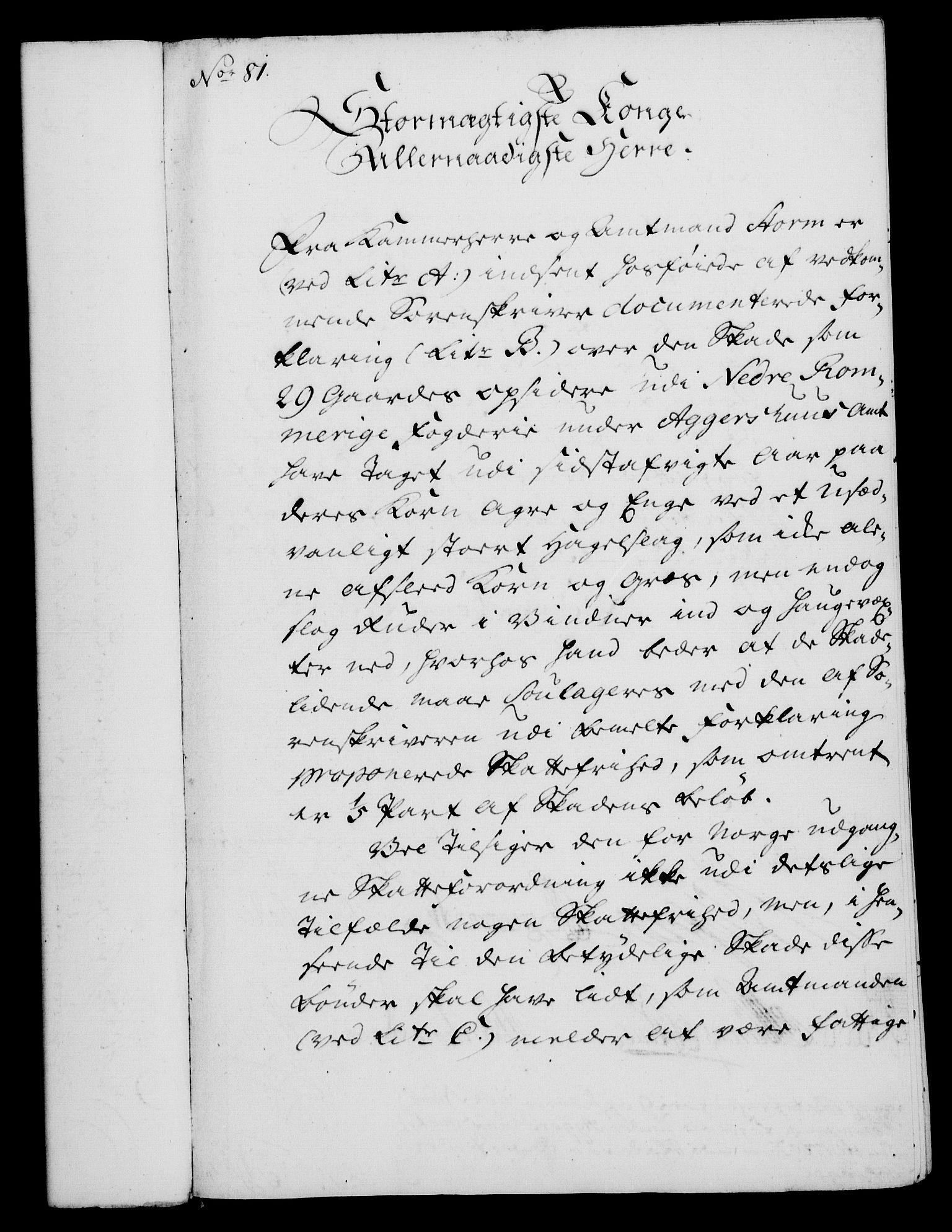 RA, Rentekammeret, Kammerkanselliet, G/Gf/Gfa/L0043: Norsk relasjons- og resolusjonsprotokoll (merket RK 52.43), 1761, s. 320