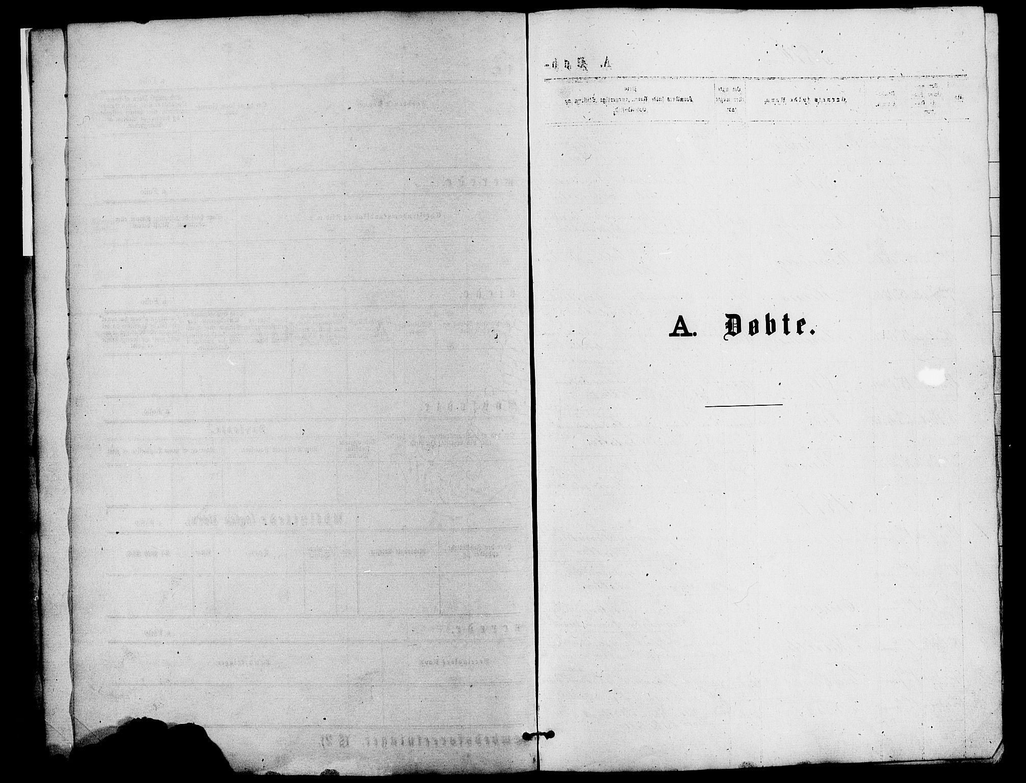 SAH, Lom prestekontor, L/L0005: Klokkerbok nr. 5, 1876-1901