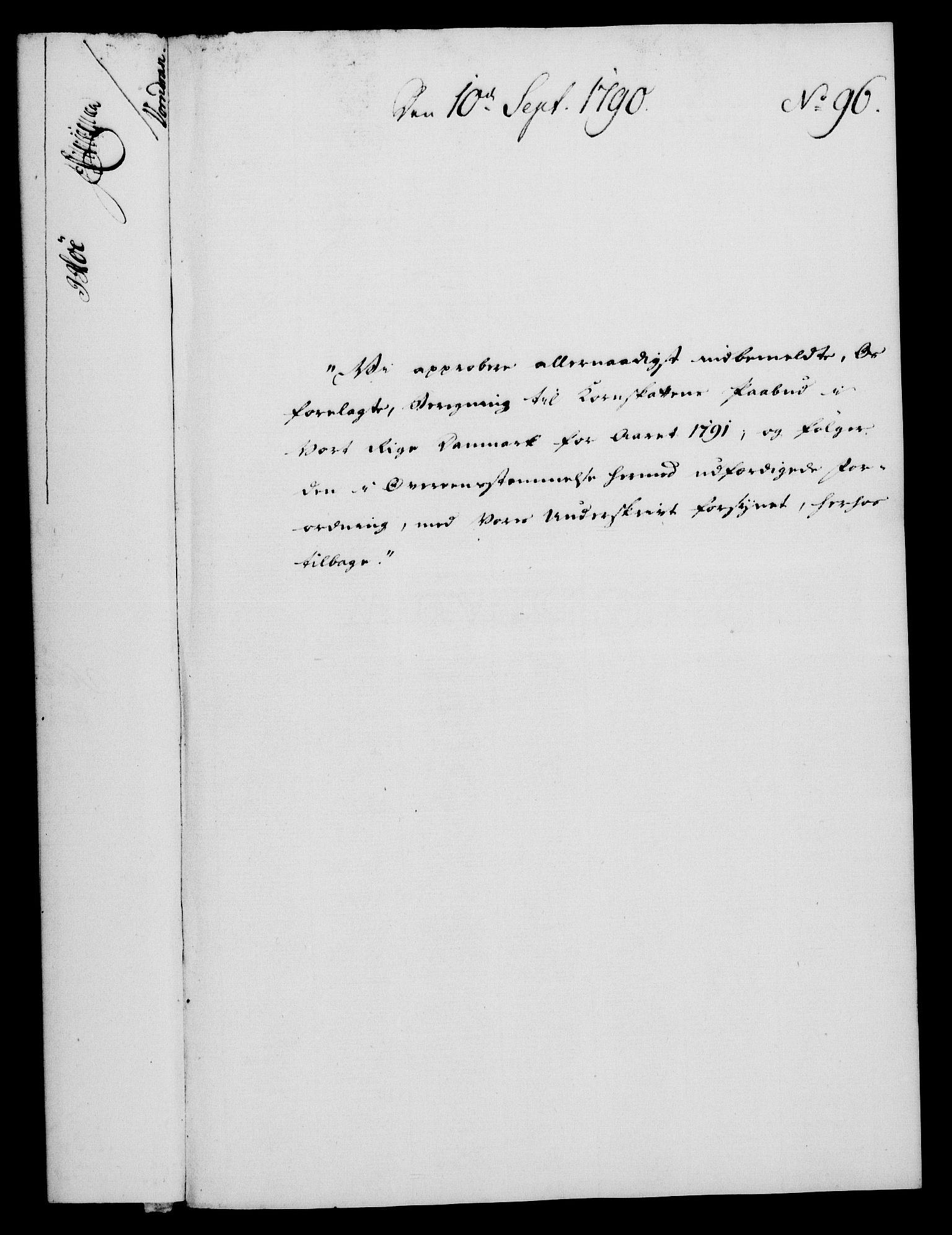 RA, Rentekammeret, Kammerkanselliet, G/Gf/Gfa/L0072: Norsk relasjons- og resolusjonsprotokoll (merket RK 52.72), 1790, s. 629