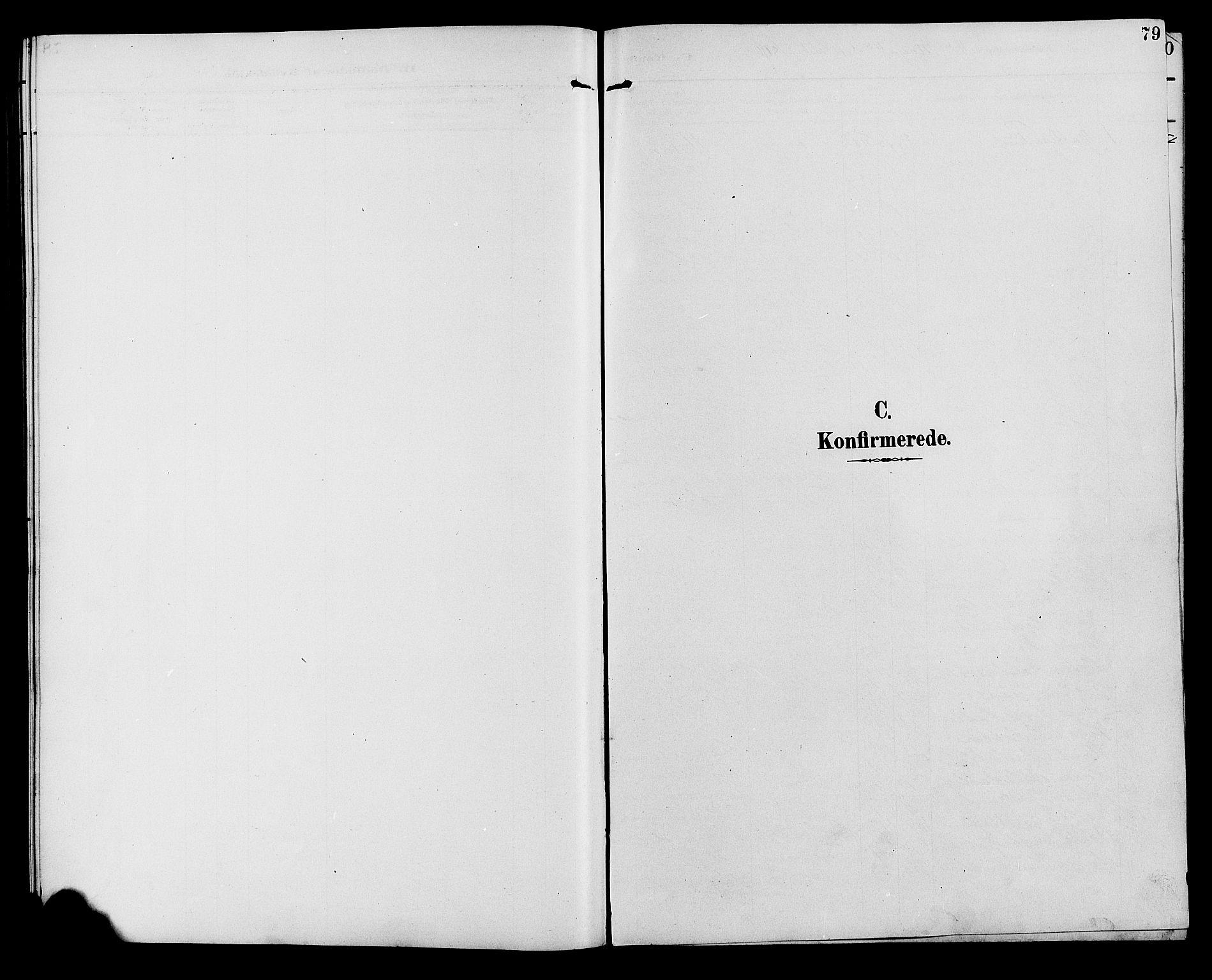 SAH, Ringebu prestekontor, Klokkerbok nr. 7, 1890-1910, s. 79